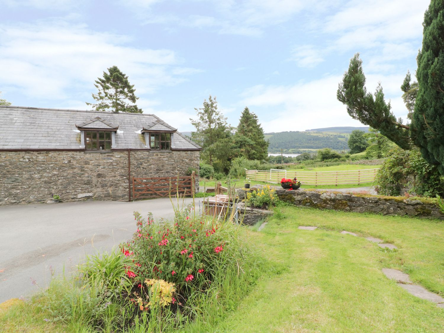 Hen Ysgubor Cottage - North Wales - 962625 - photo 1