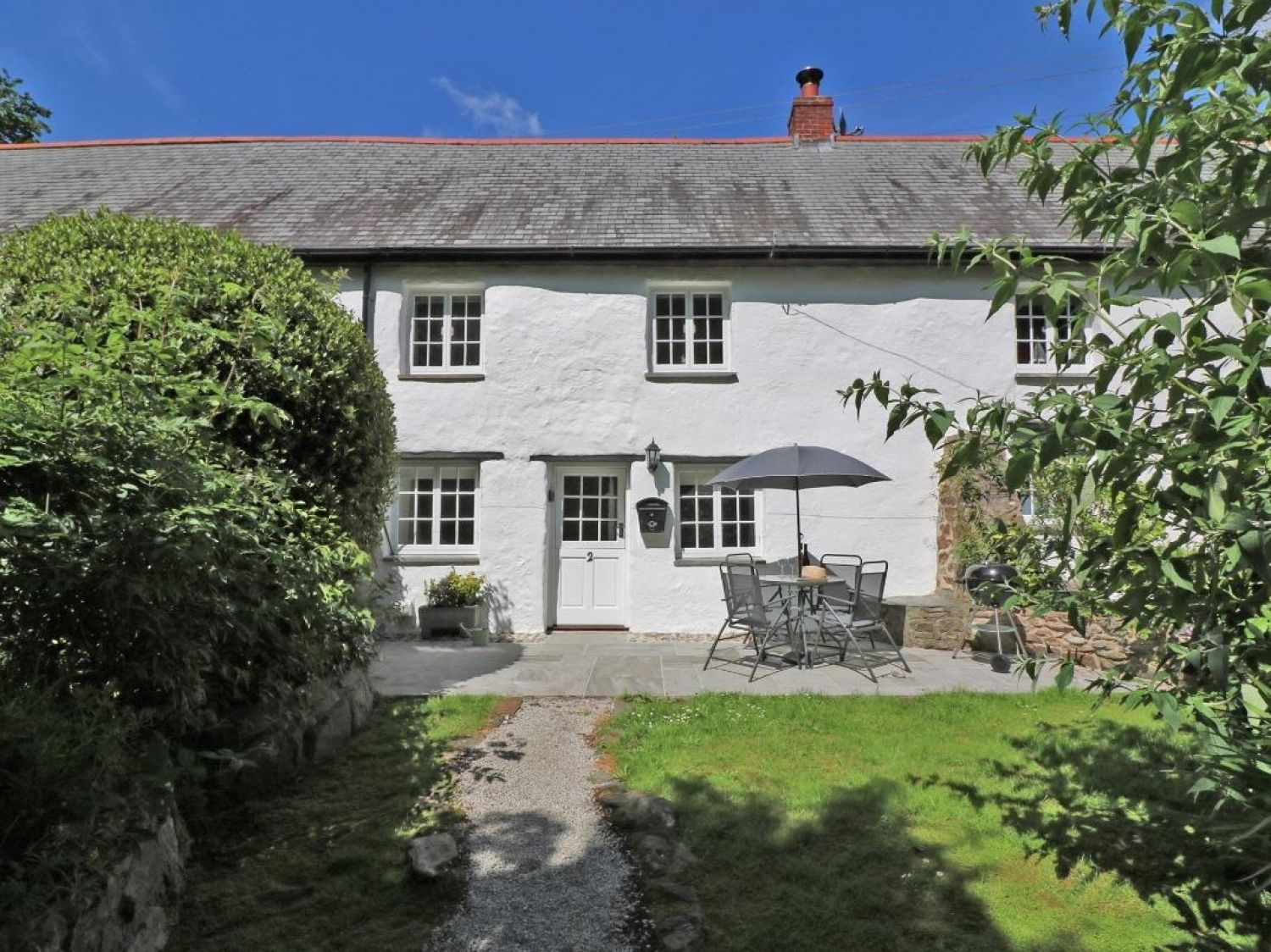 2 Rose Cottages - Cornwall - 962660 - photo 1