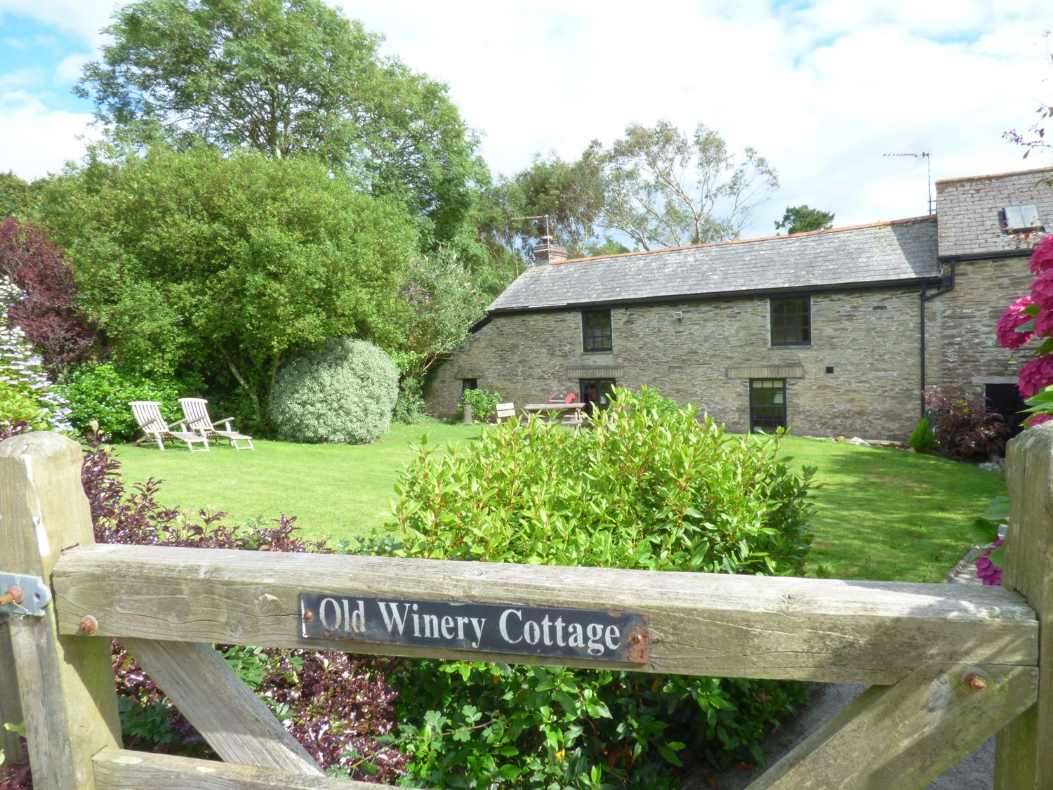 Old Winery Cottage - Cornwall - 963323 - photo 1