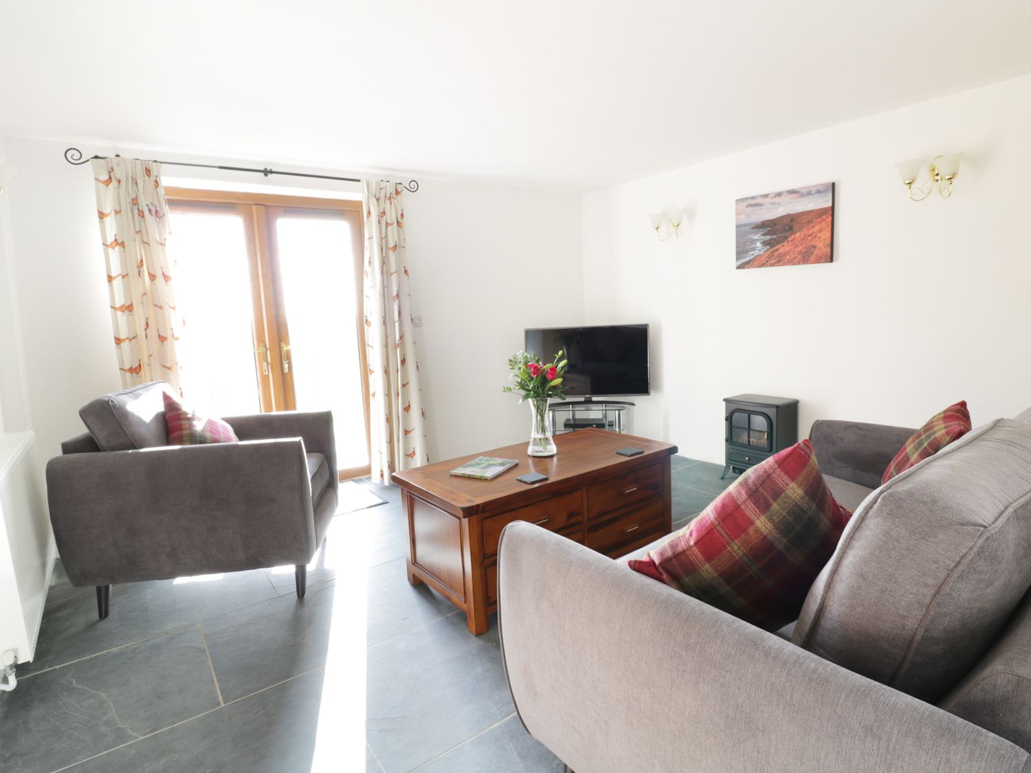 Lower West Curry Cottage | Launceston | West Curry | Cornwall | Self ...