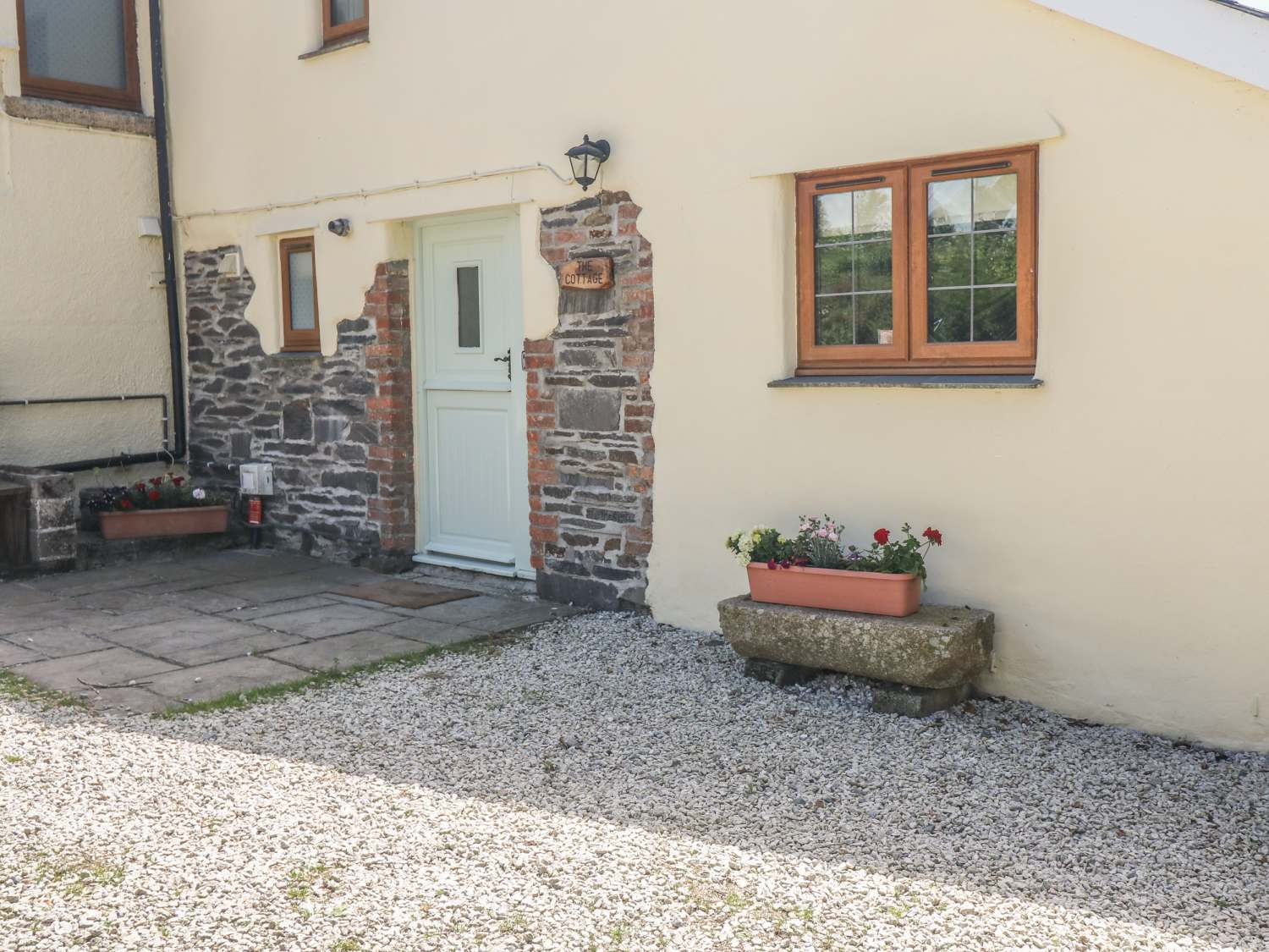 Lower West Curry Cottage - Cornwall - 963658 - photo 1
