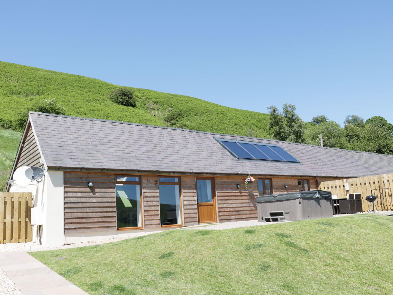 No 1 Beacon View Barn, Powys