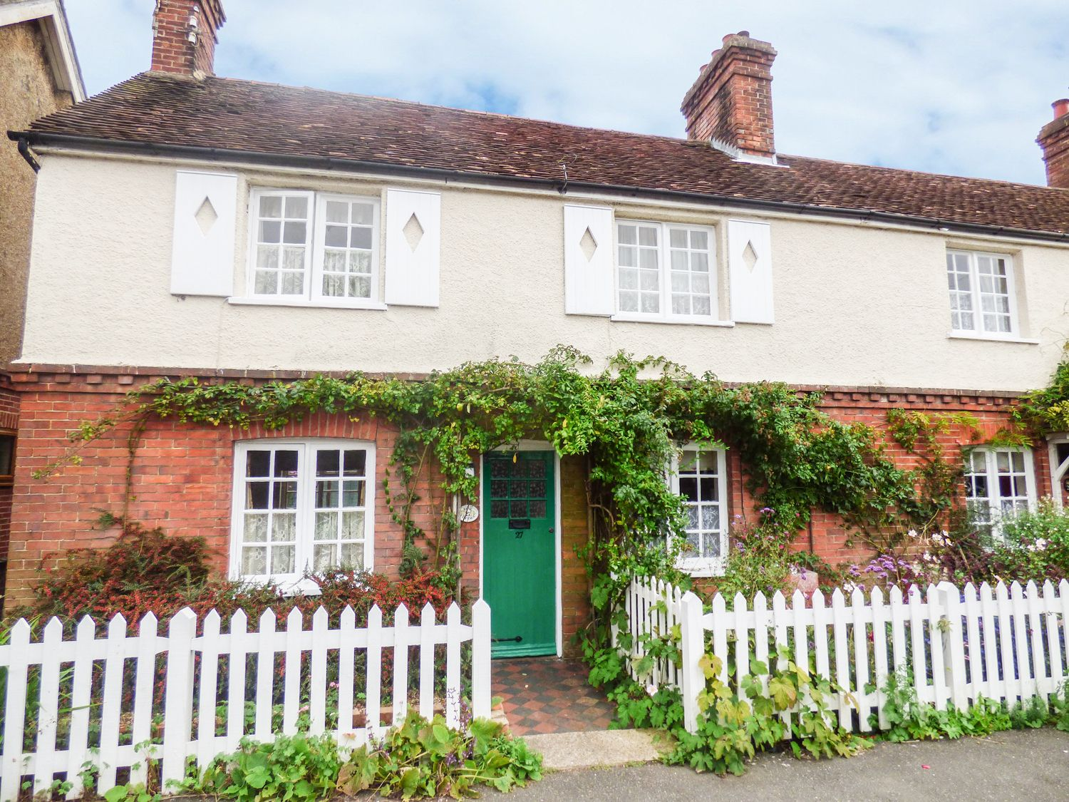 Rose Cottage - Kent & Sussex - 966305 - photo 1