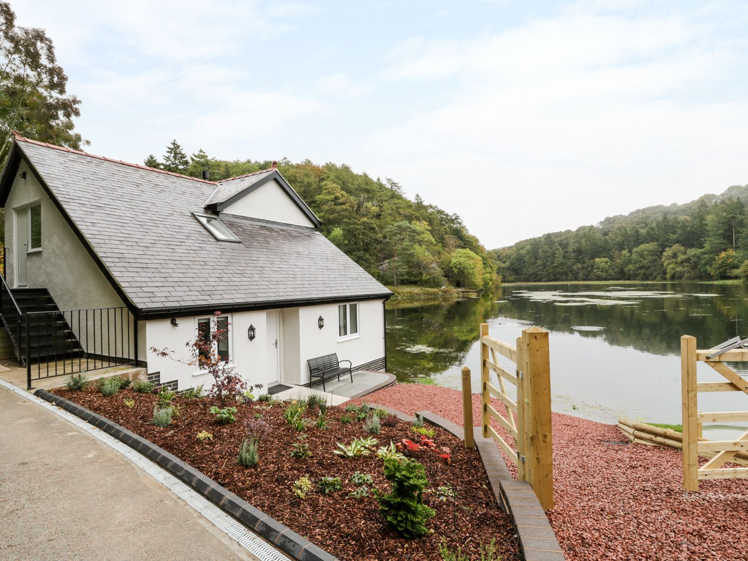 The Boathouse at The Fisheries - North Wales - 966805 - photo 1