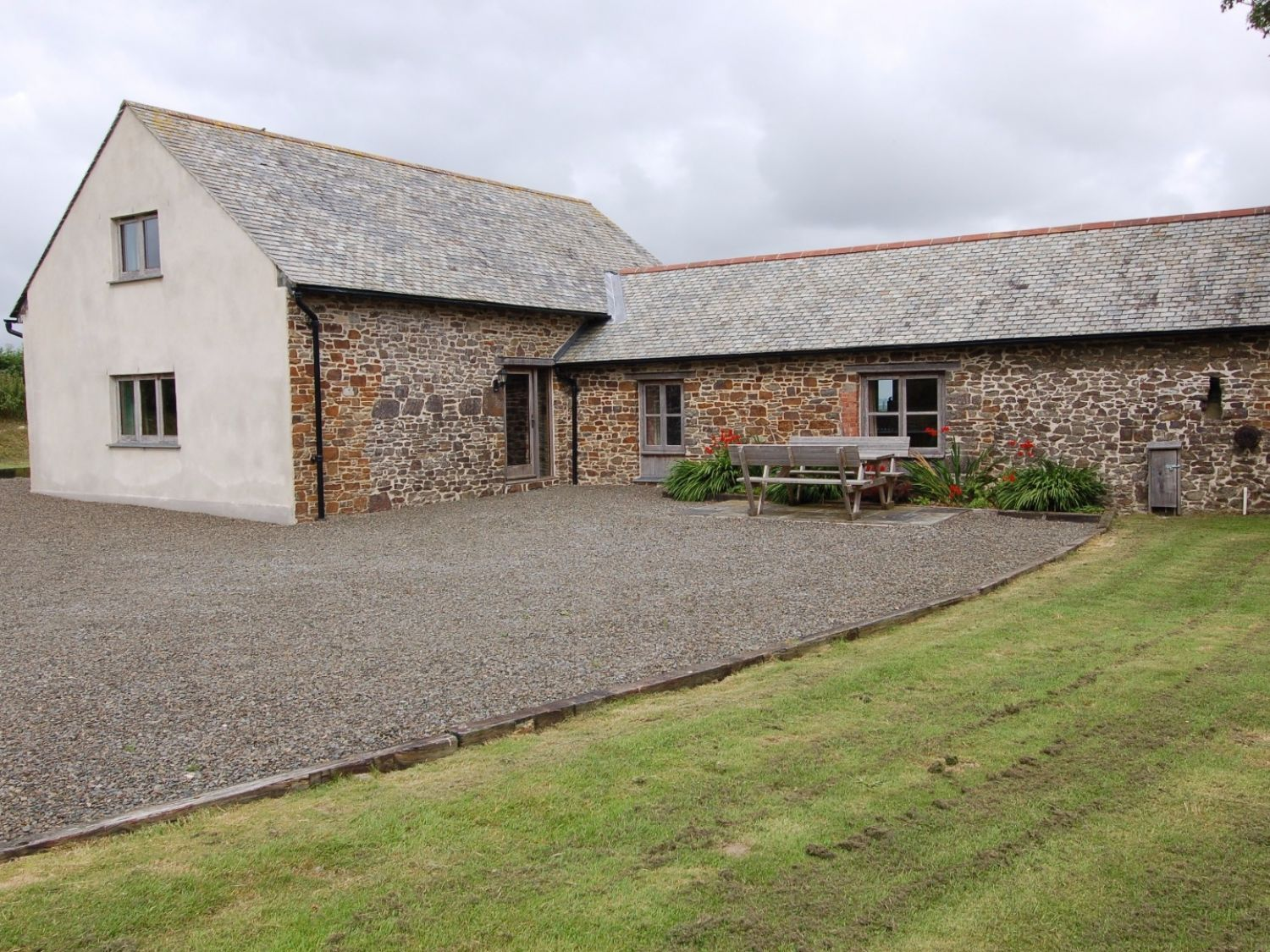 Widehay Barn - Devon - 967316 - photo 1