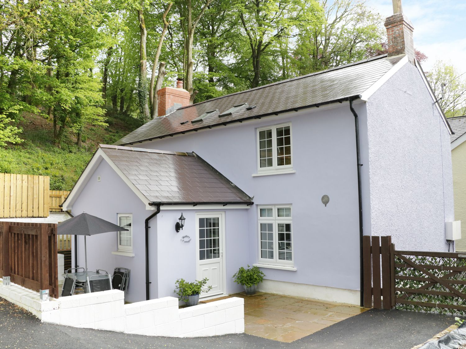 Butlers Cottage - South Wales - 967425 - photo 1