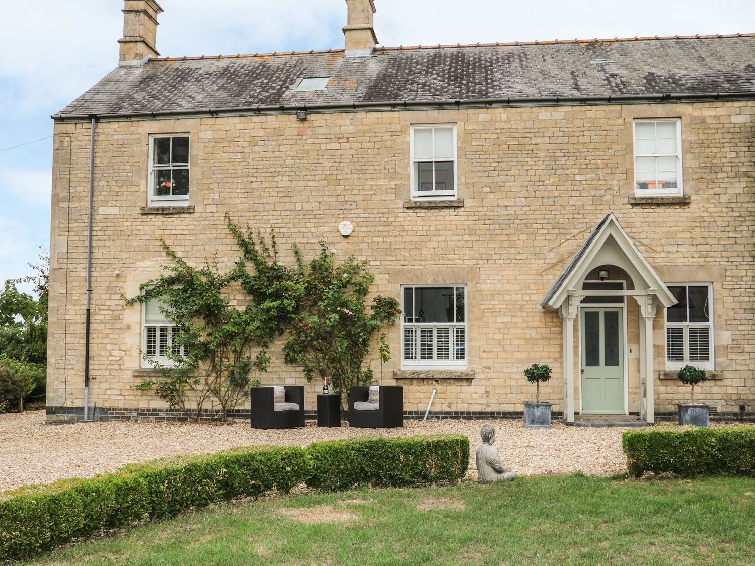 The Coach House at the Manor - 968065 - photo 1