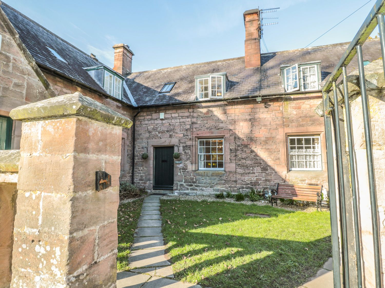 Gamekeepers Cottage - Northumberland - 968196 - photo 1