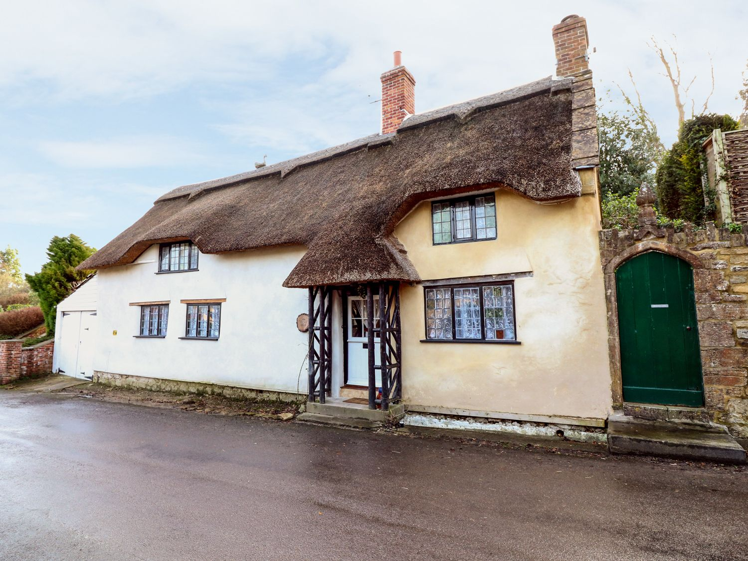 Thatchdown Cottage - Somerset & Wiltshire - 968546 - photo 1