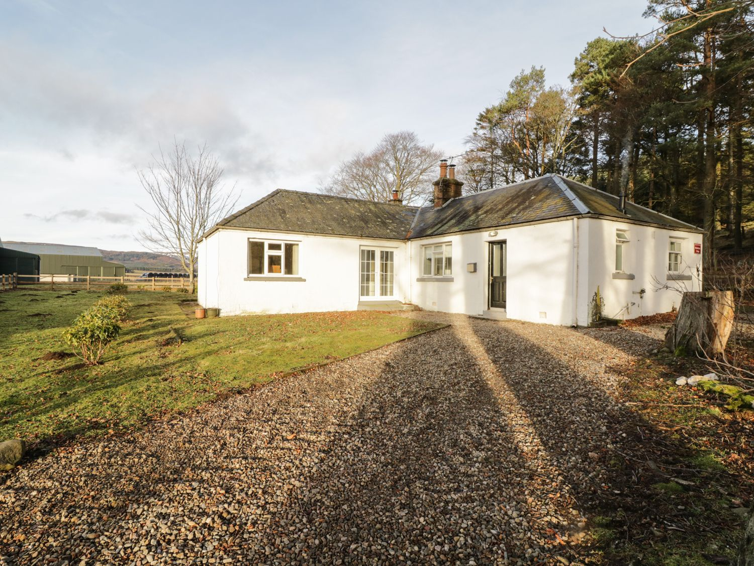 White Hillocks Cottage - Scottish Lowlands - 968610 - photo 1