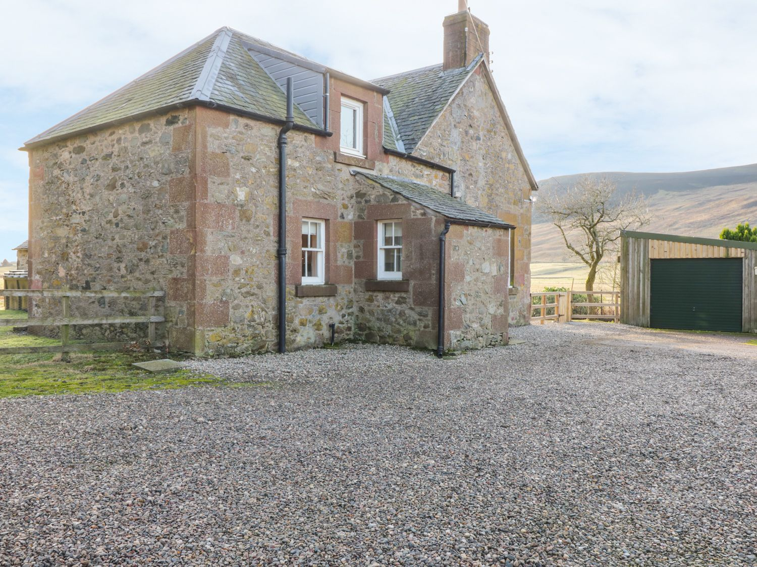 White Hillocks Farm House - Scottish Lowlands - 968749 - photo 1