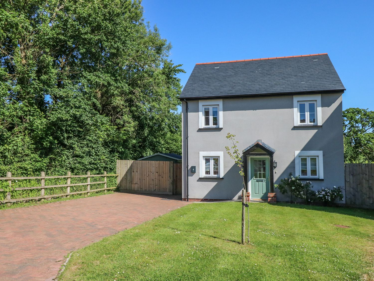 Clare Hill Cottage - South Wales - 969219 - photo 1