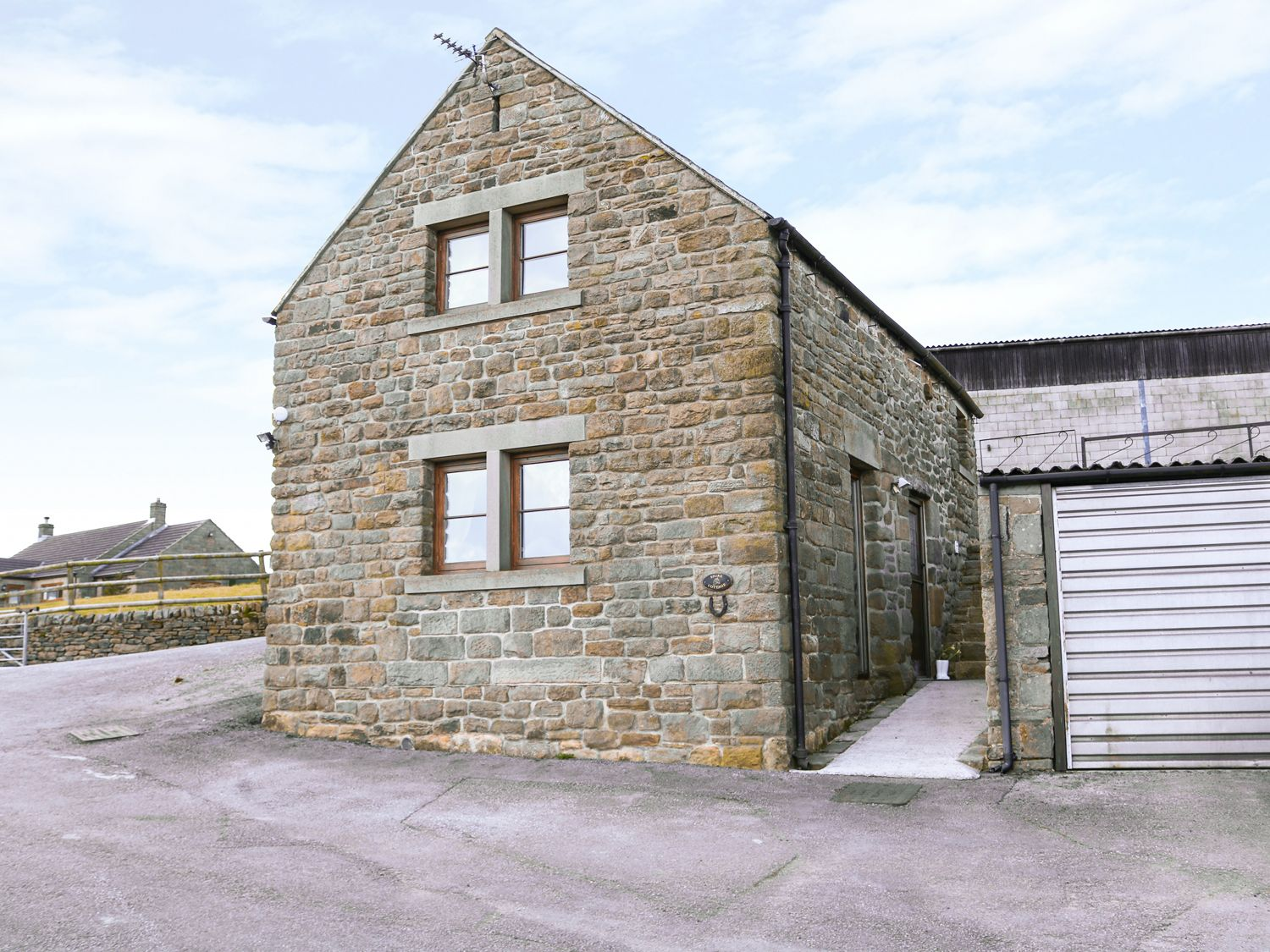 Shire Cottage at Top Butterley Farm - Peak District - 969731 - photo 1