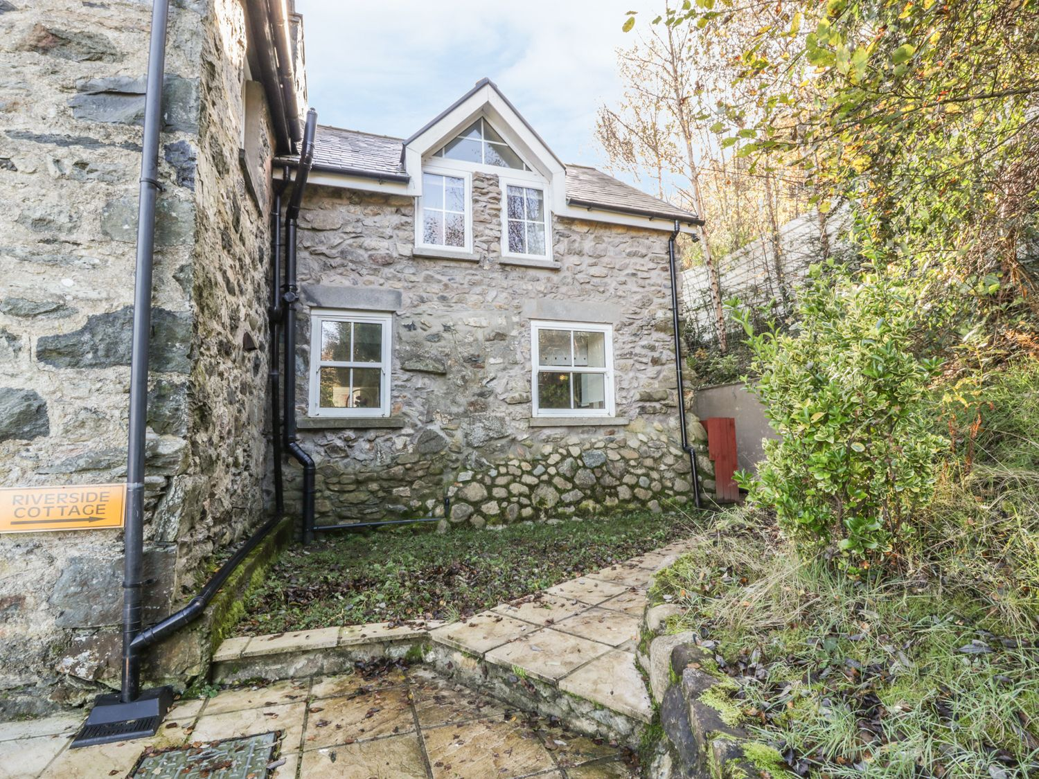 Riverside Cottage - North Wales - 970089 - photo 1
