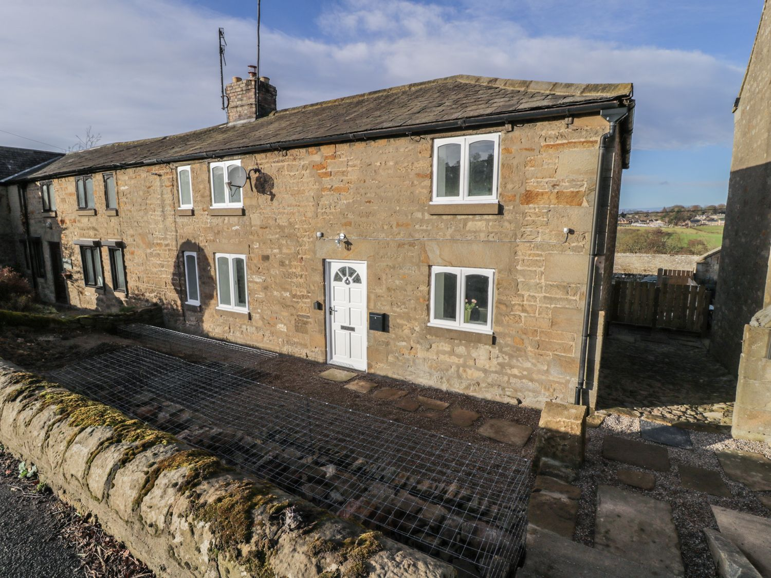 1 Dunkirk Cottages, Northumberland