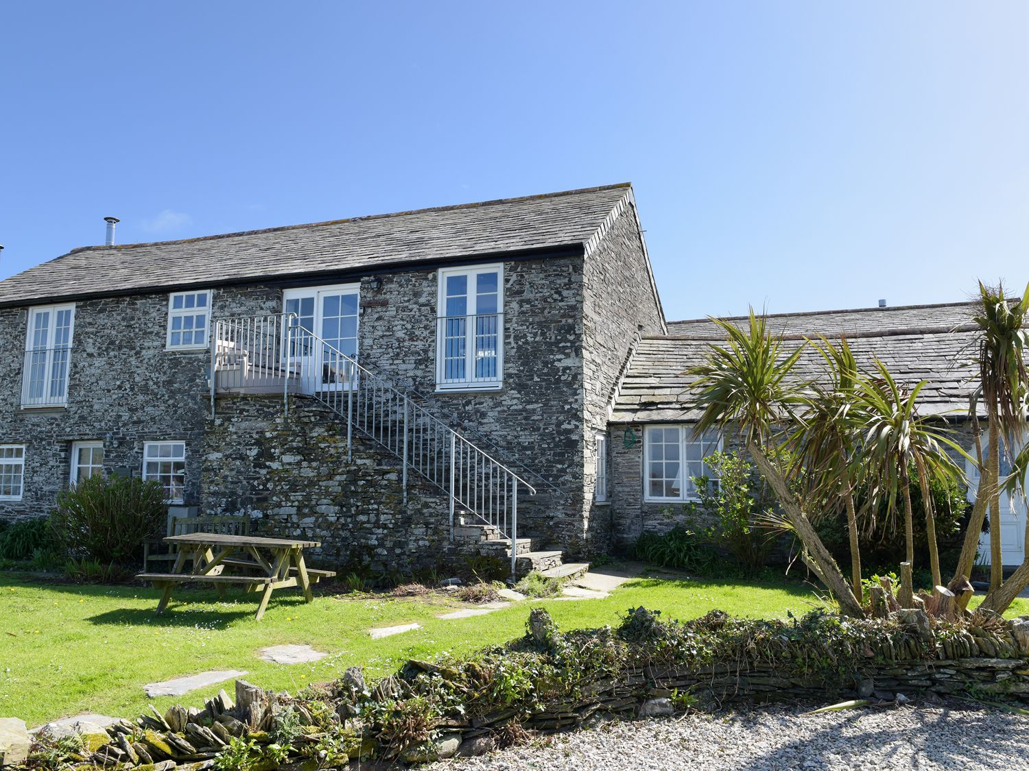 Threshings Cottage - Cornwall - 970386 - photo 1