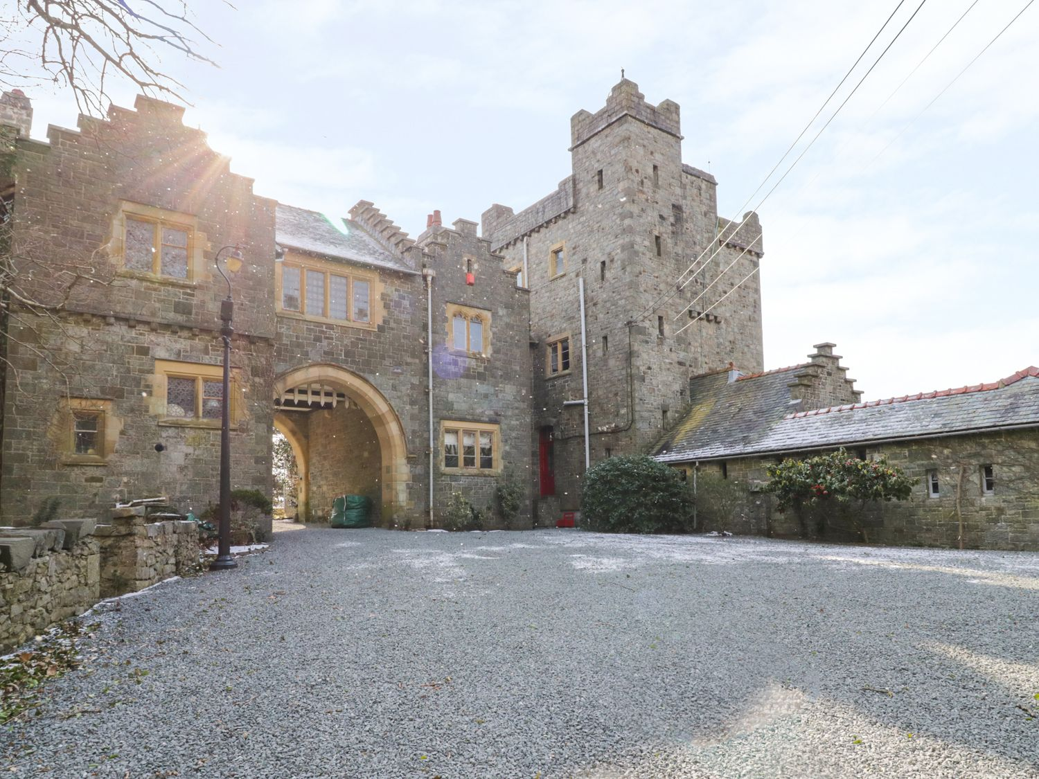 Plas Mynach Tower Apartment - North Wales - 970455 - photo 1