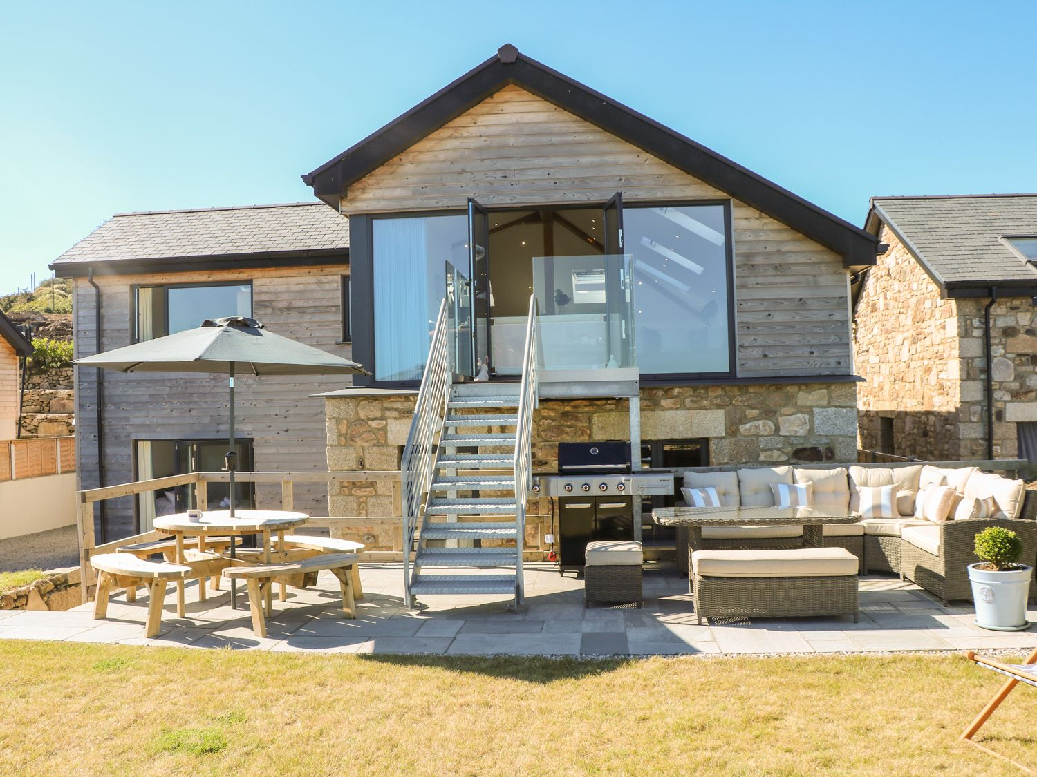 Cedar Lodge - Cornwall - 971526 - photo 1