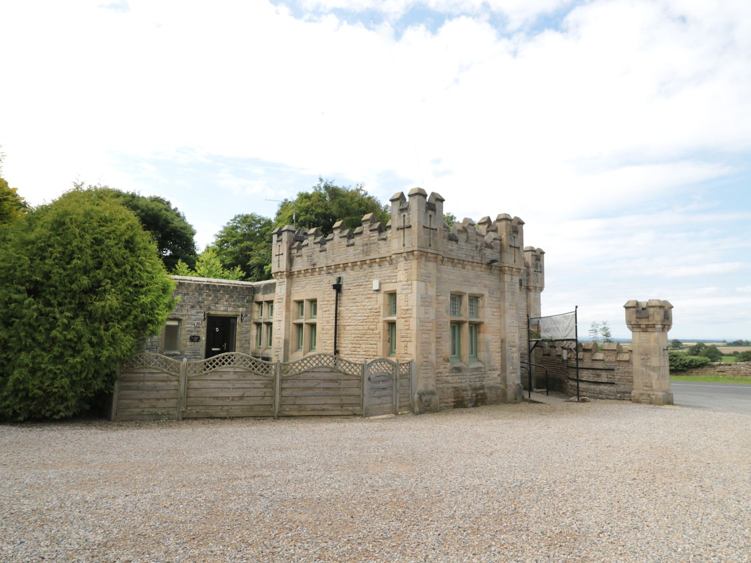Walworth Castle Lodge - Yorkshire Dales - 971665 - photo 1