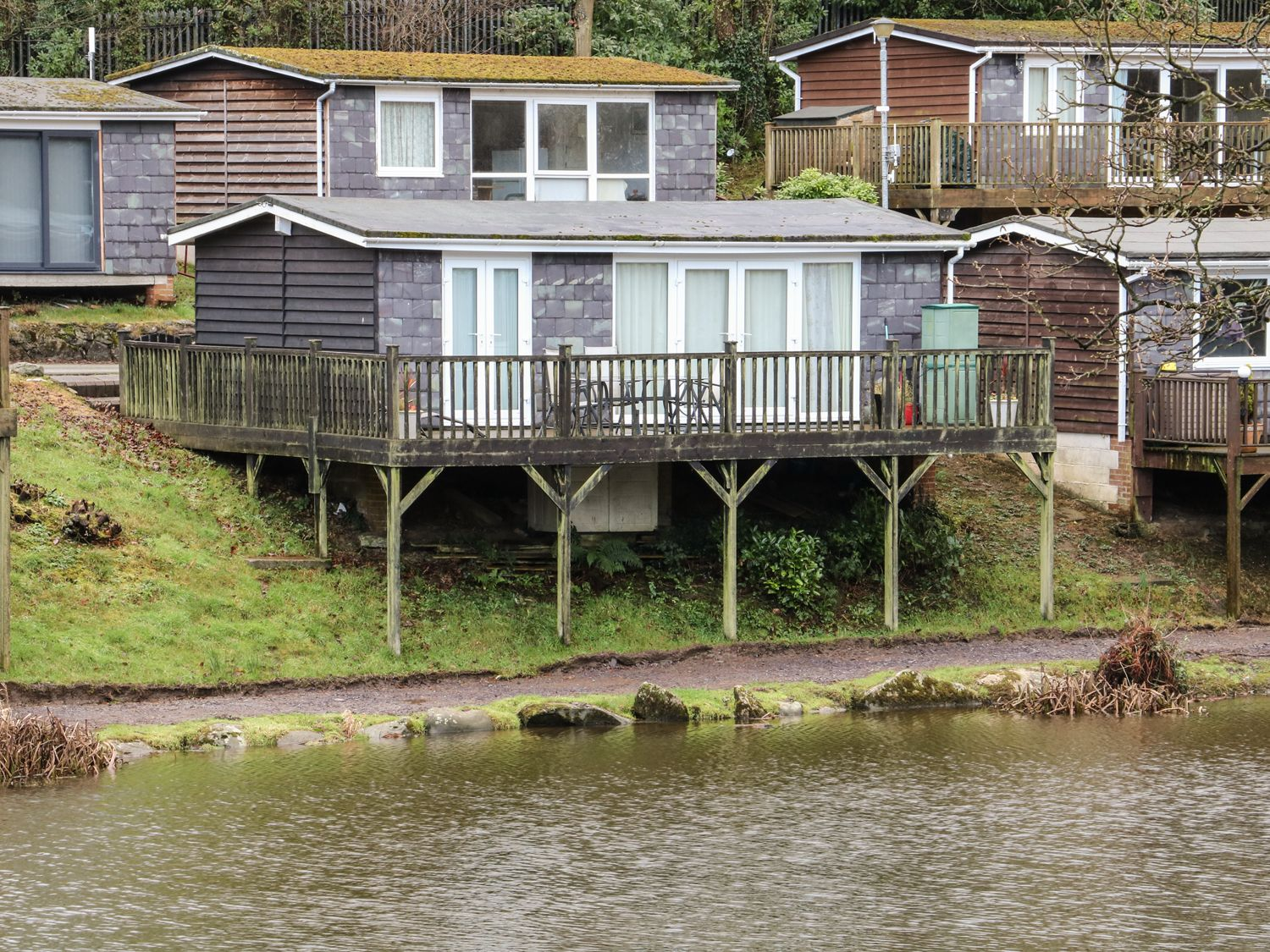 85 Lower Lakeside Chalet - North Wales - 972147 - photo 1