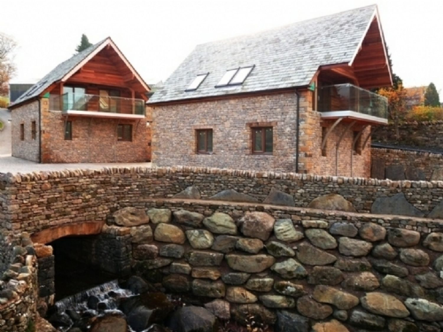 Aikbeck Lodge - Lake District - 972255 - photo 1