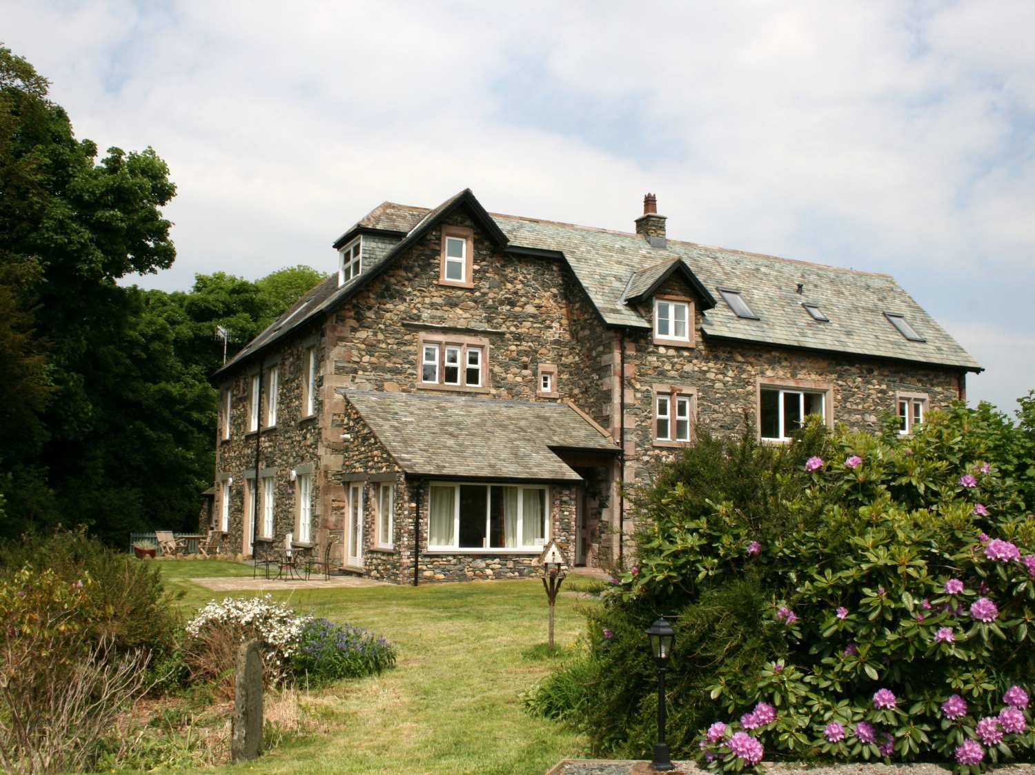 Garden Cottage | Keswick | Fieldside | The Lake District And ...