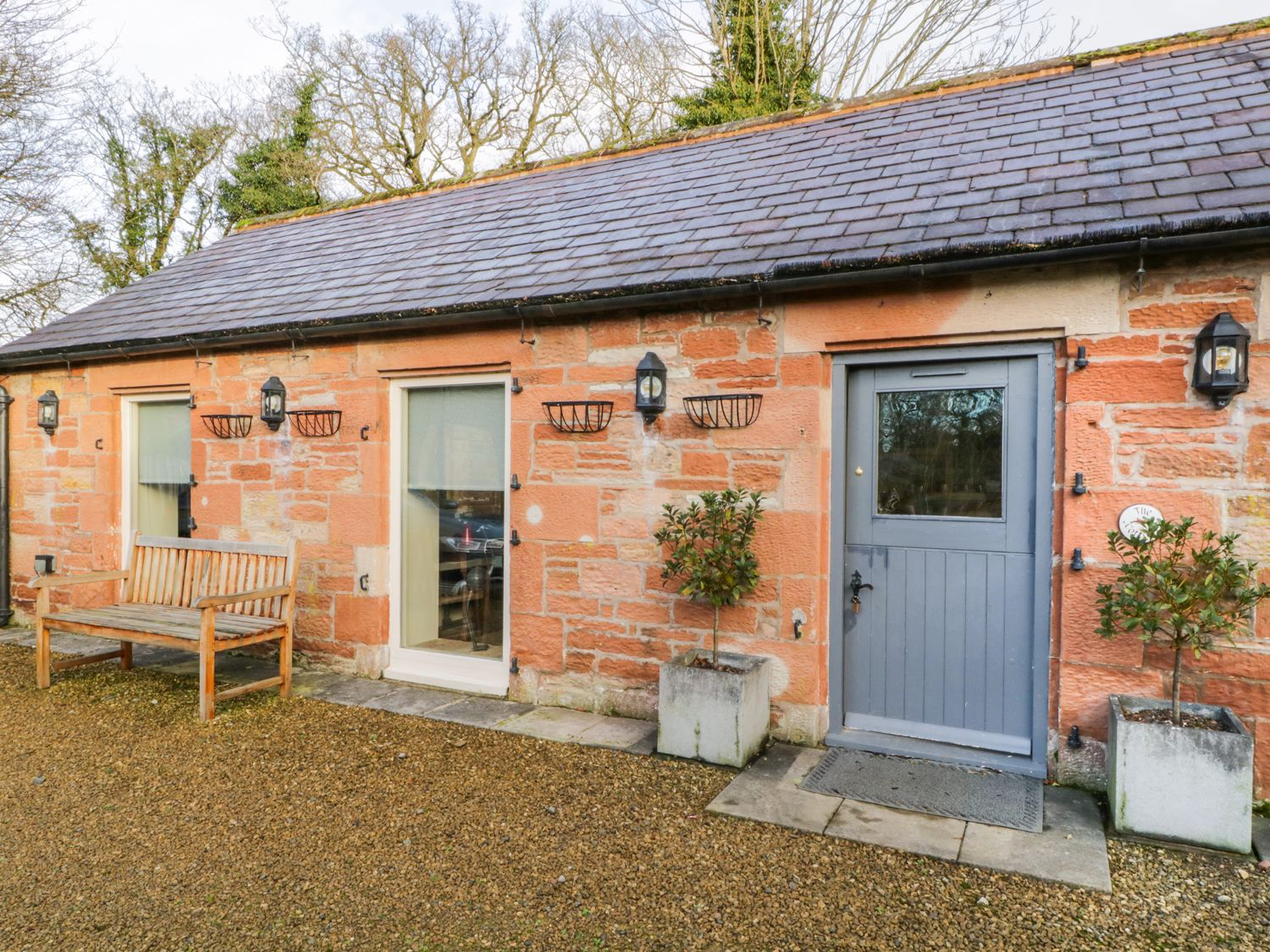 Carwinley Mill House Cottage, Longtown