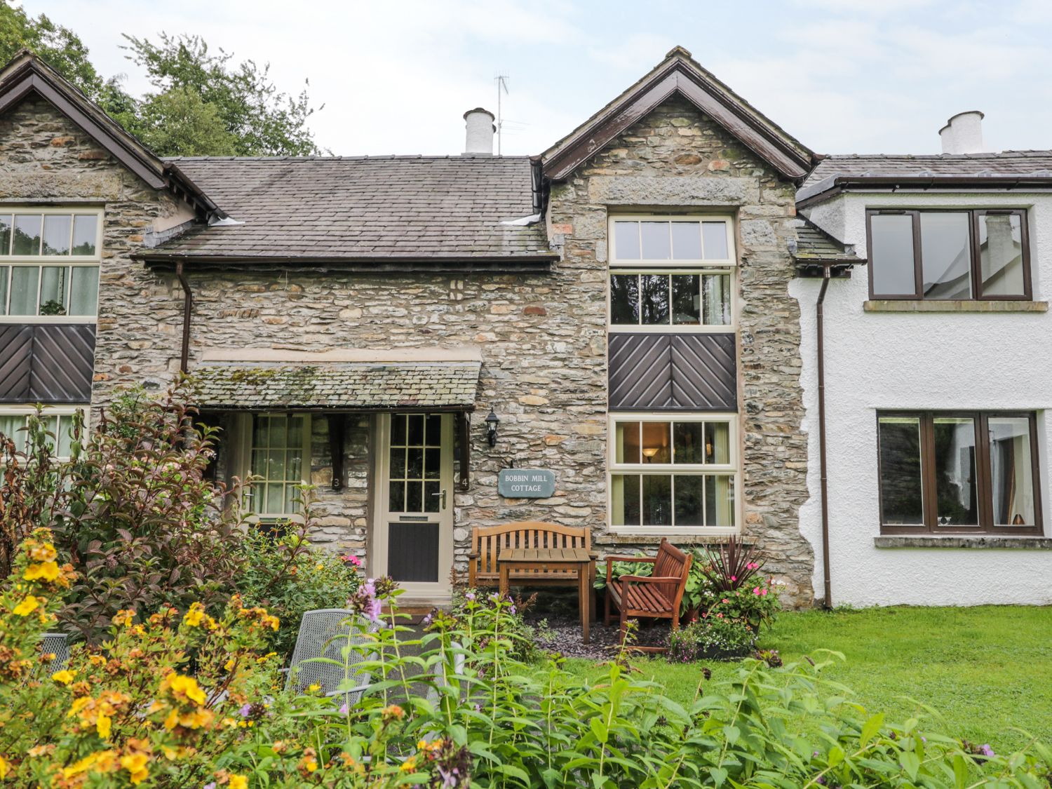 Bobbin Mill Cottage - Lake District - 972347 - photo 1