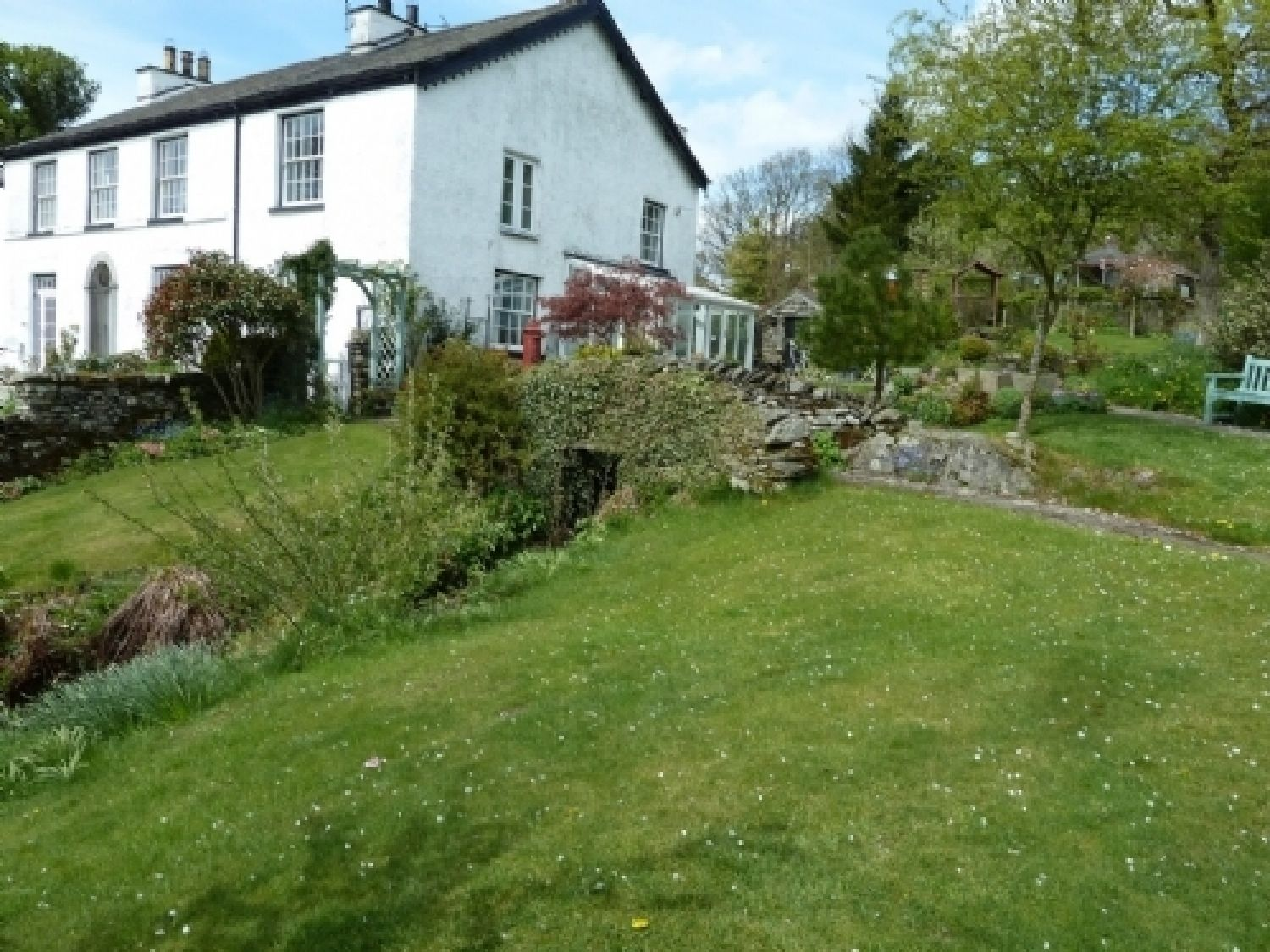 Little Ghyll Cottage - Lake District - 972416 - photo 1