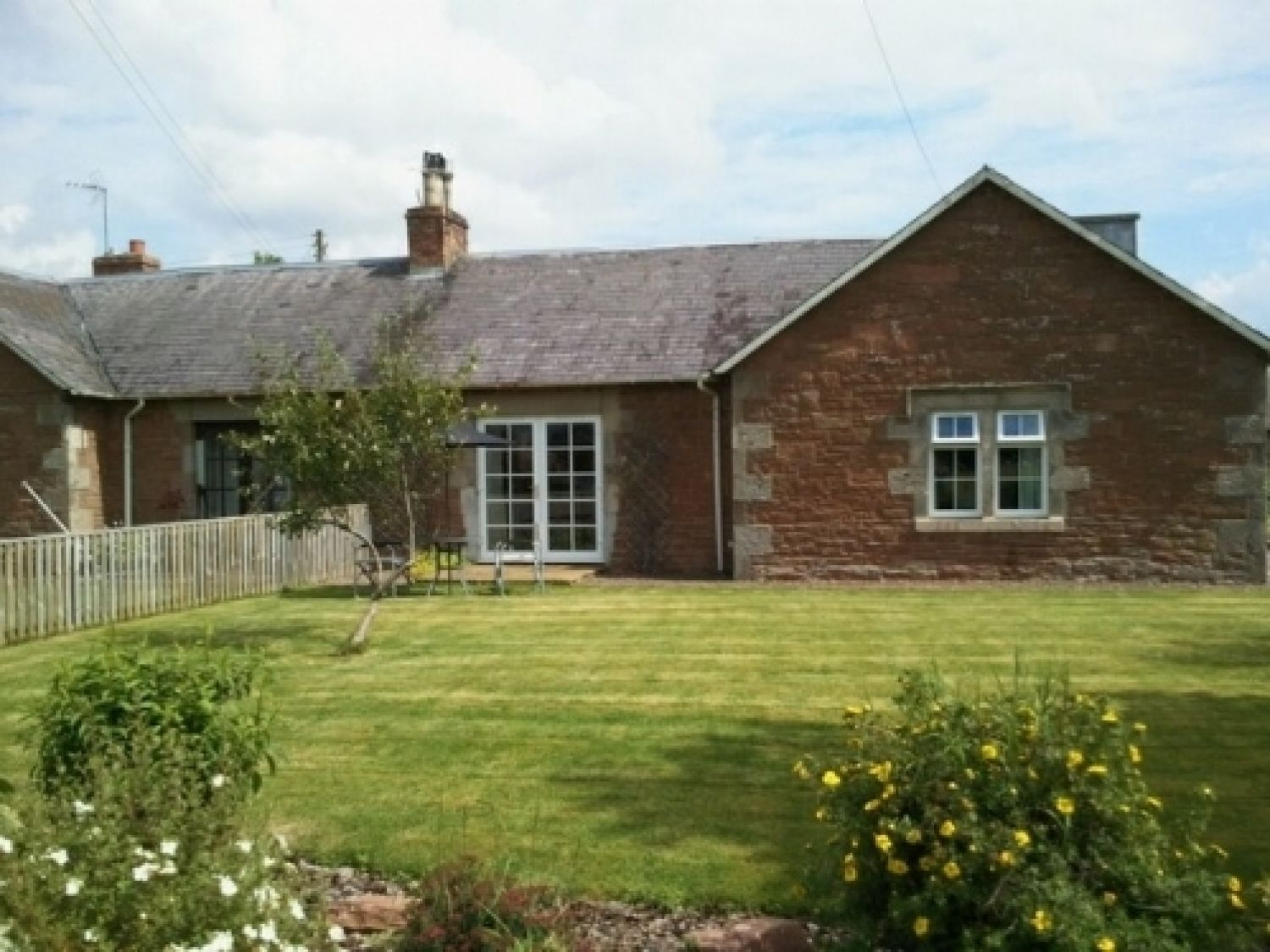 Number Four Cottage - Scottish Lowlands - 972464 - photo 1
