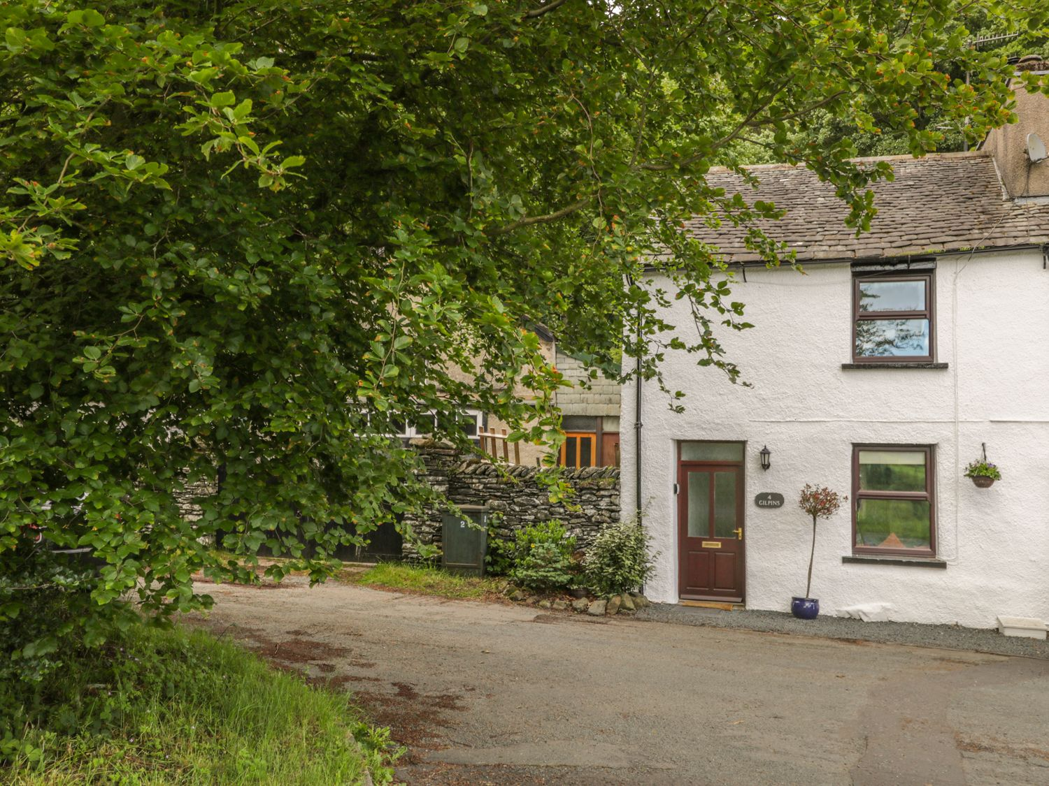 Gilpins Cottage - Lake District - 972495 - photo 1