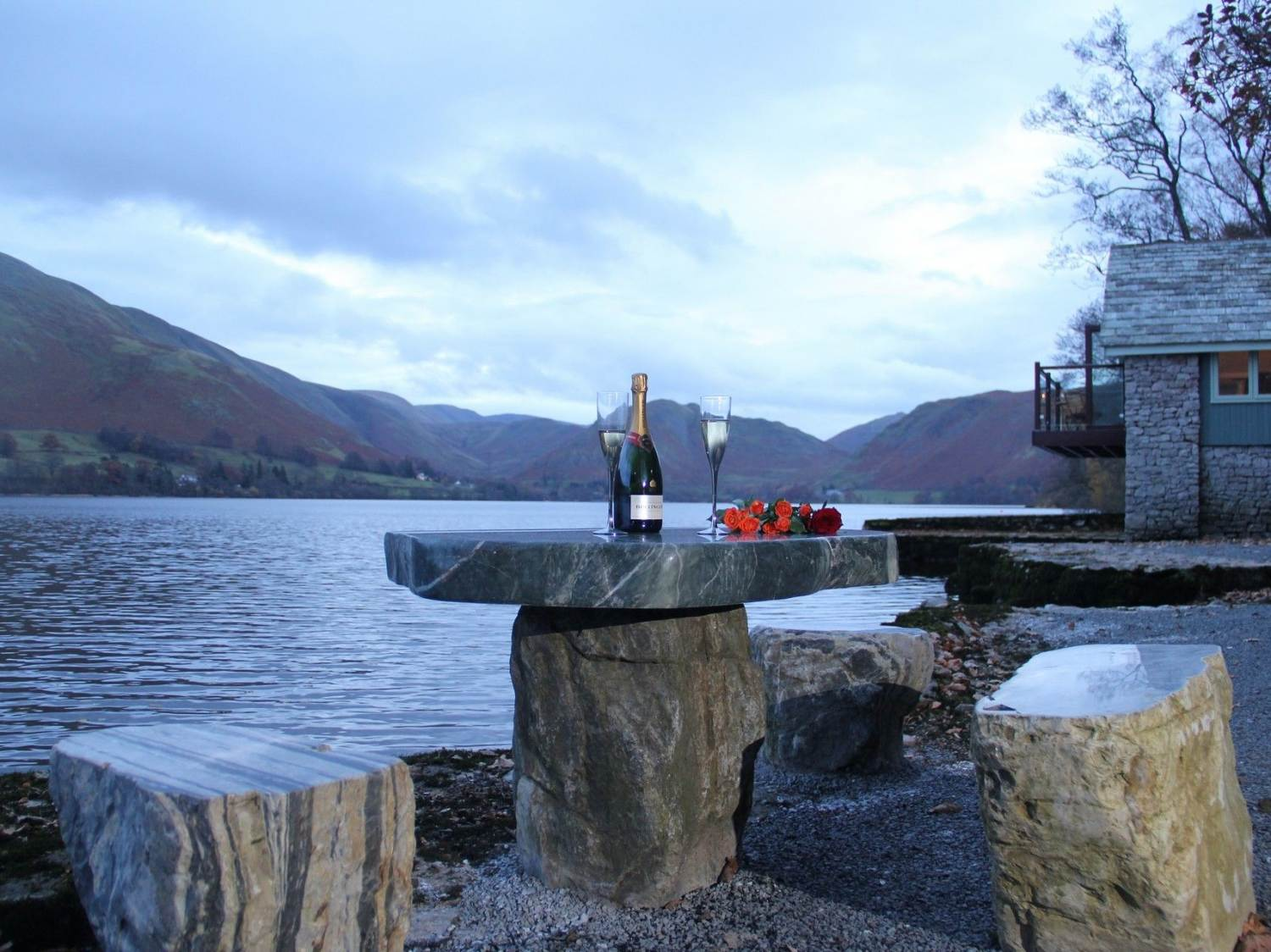 Ullswater Boathouse - Lake District - 972514 - photo 1