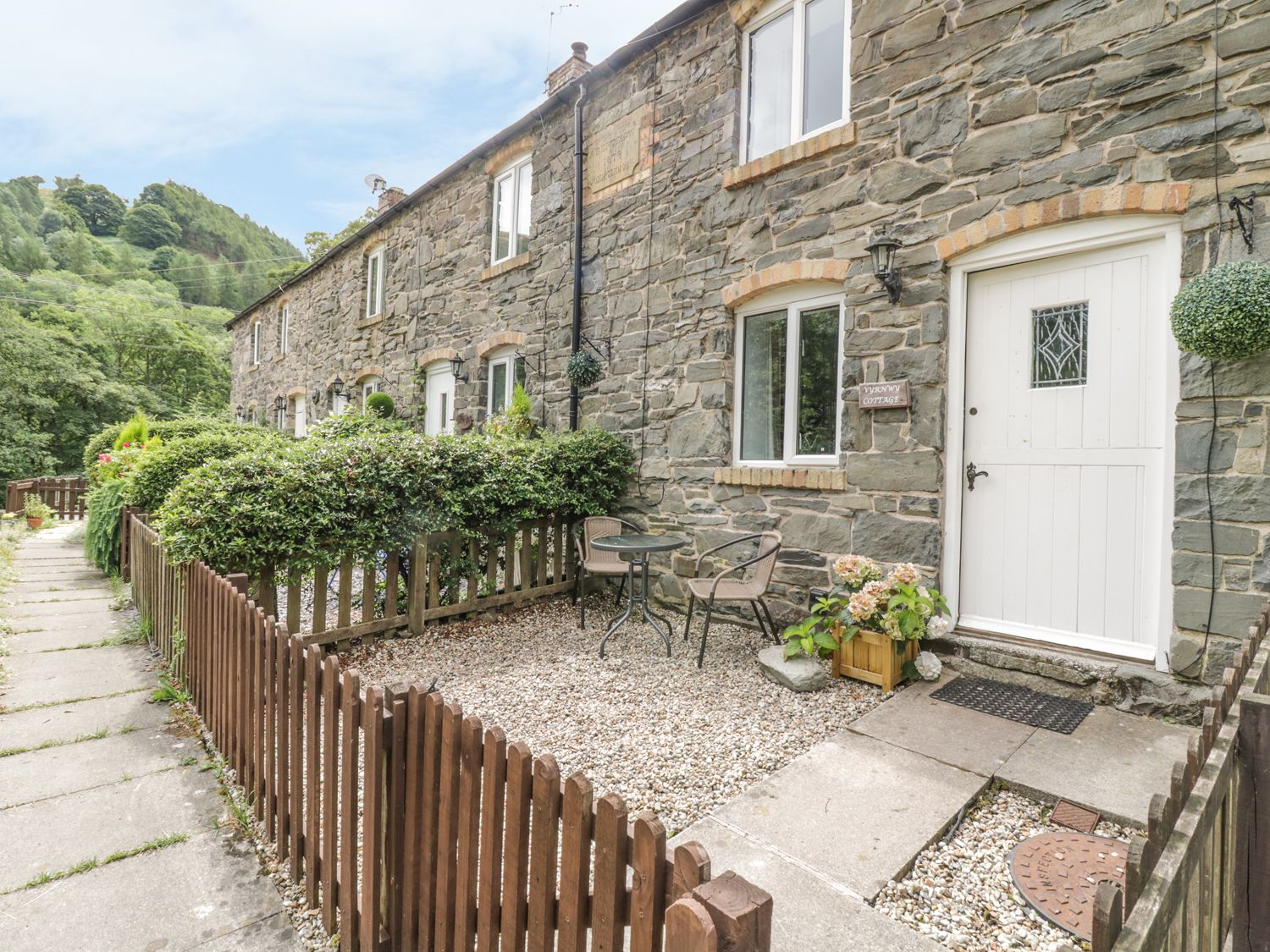 Vyrnwy Cottage - North Wales - 972713 - photo 1