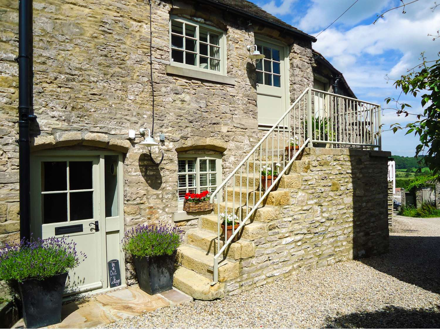 In & Out Cottage - Yorkshire Dales - 972733 - photo 1