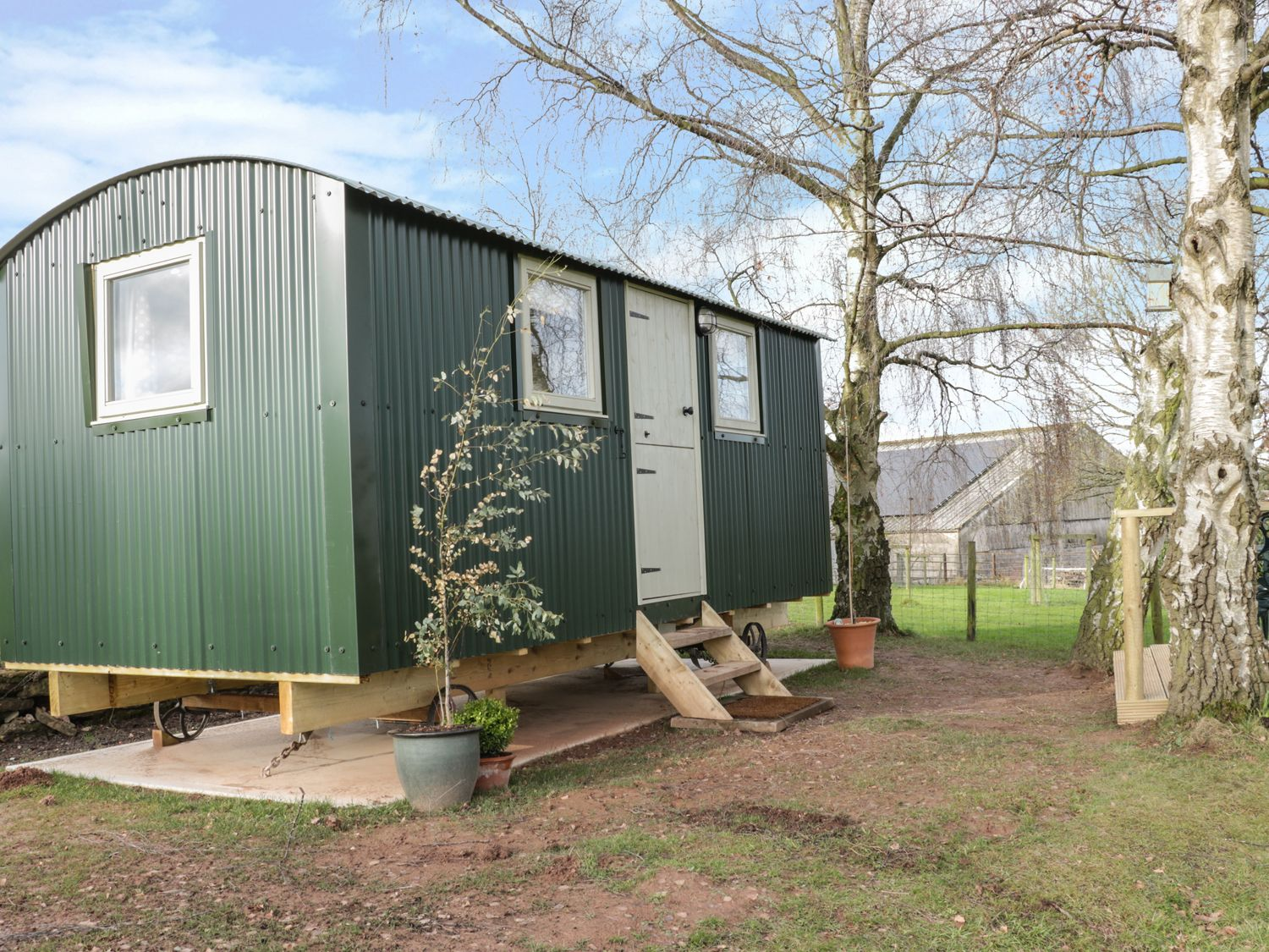 Shepherds Hut - Shropshire - 972797 - photo 1