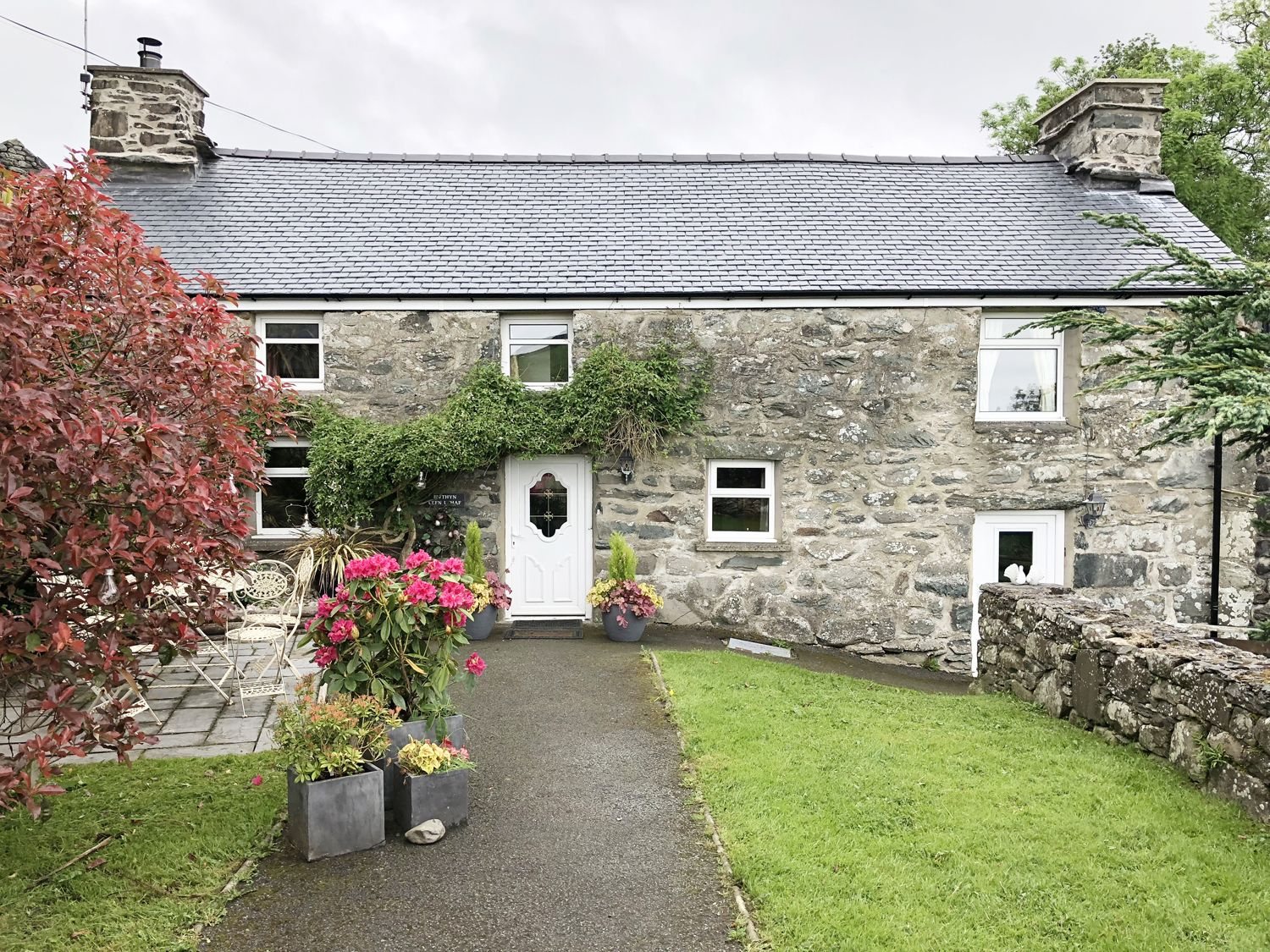 Cefn Uchaf Cottage - North Wales - 972885 - photo 1