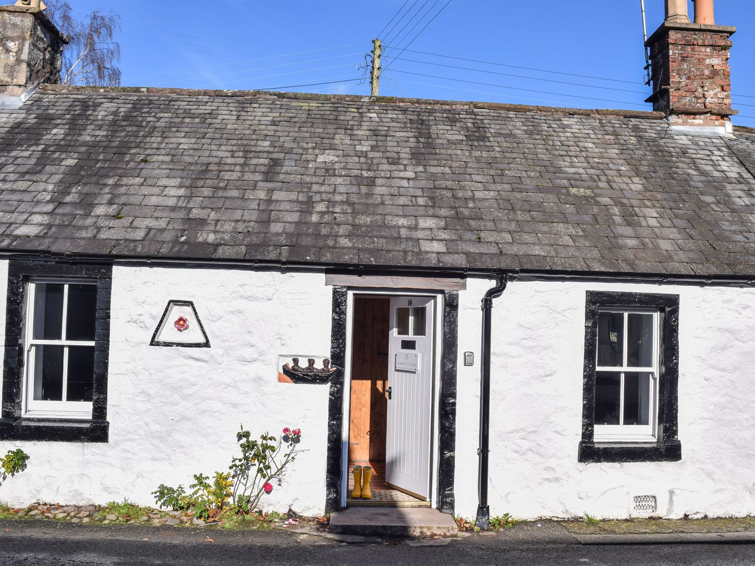 Rosewall Cottage - Scottish Lowlands - 973122 - photo 1