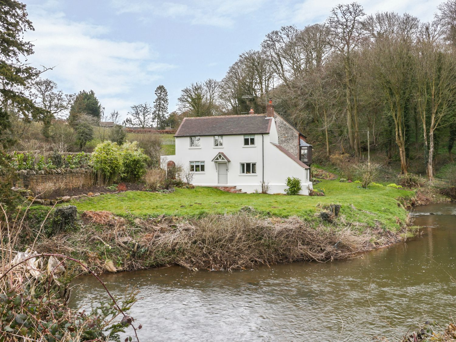 Prescott Mill Cottage - Shropshire - 974673 - photo 1