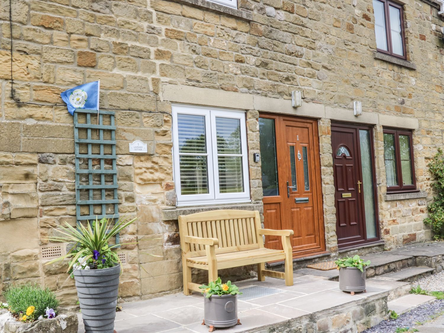 Lavender Cottage - Yorkshire Dales - 974792 - photo 1