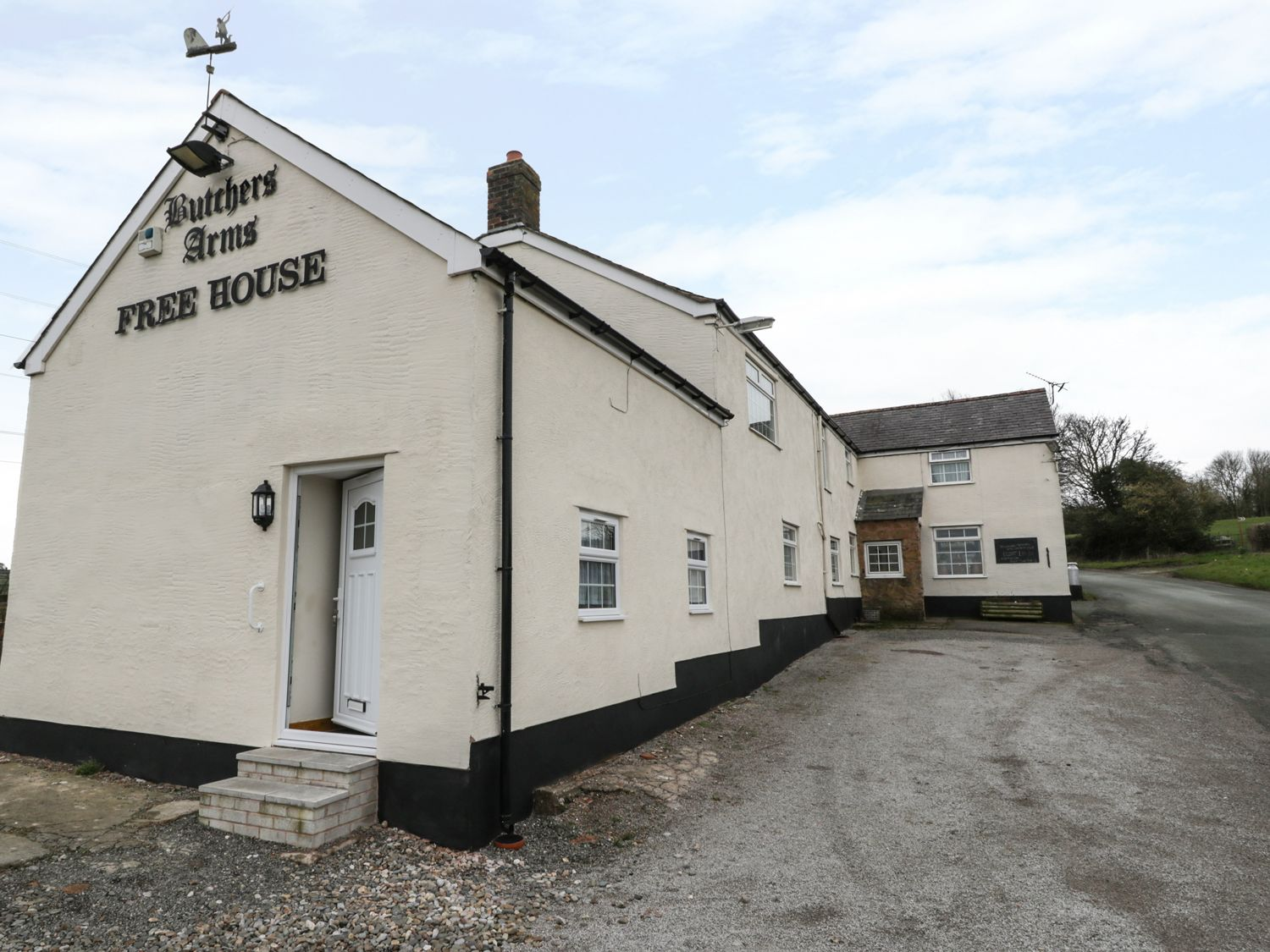 Butchers Arms Cottage - North Wales - 975075 - photo 1
