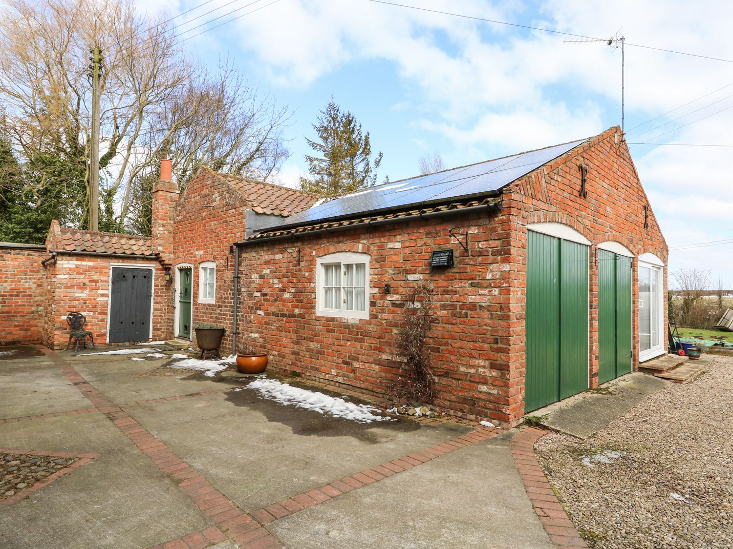 The Old Farm Cottage - Lincolnshire - 975628 - photo 1
