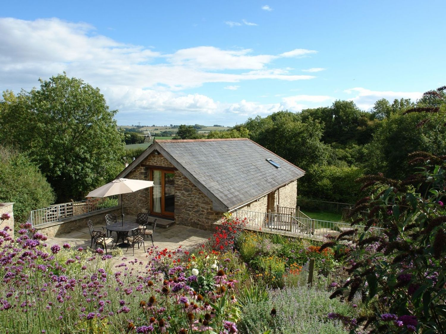 Waysideford Barn - Devon - 975816 - photo 1