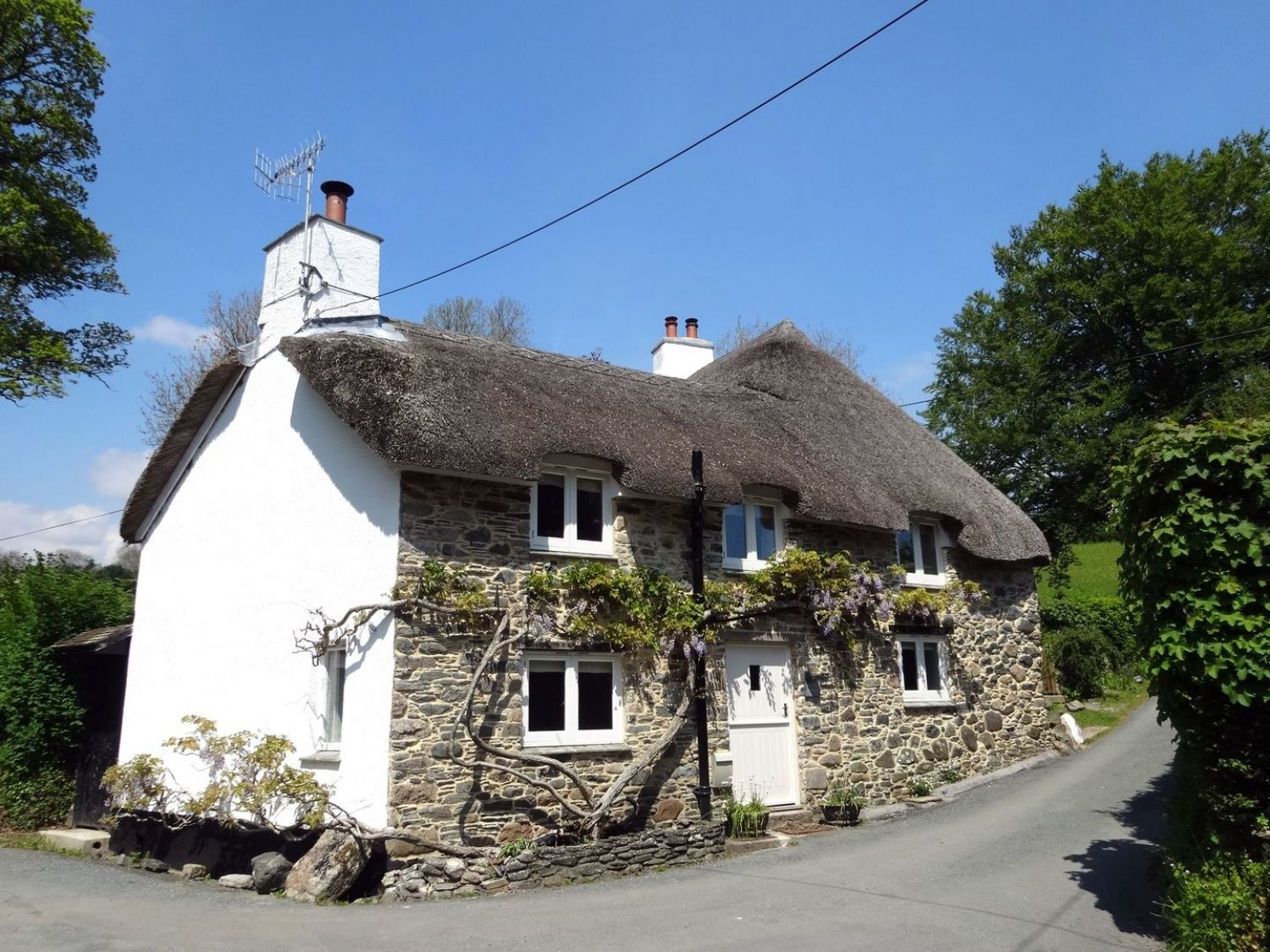Cullaford Cottage - Devon - 975826 - photo 1