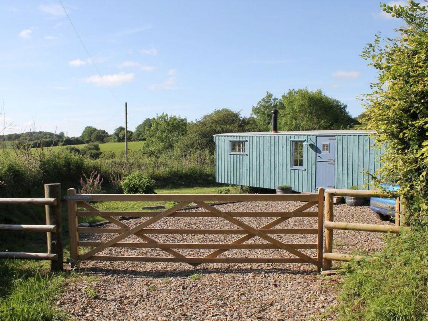 The Shepherdess Hut - Devon - 975860 - photo 1