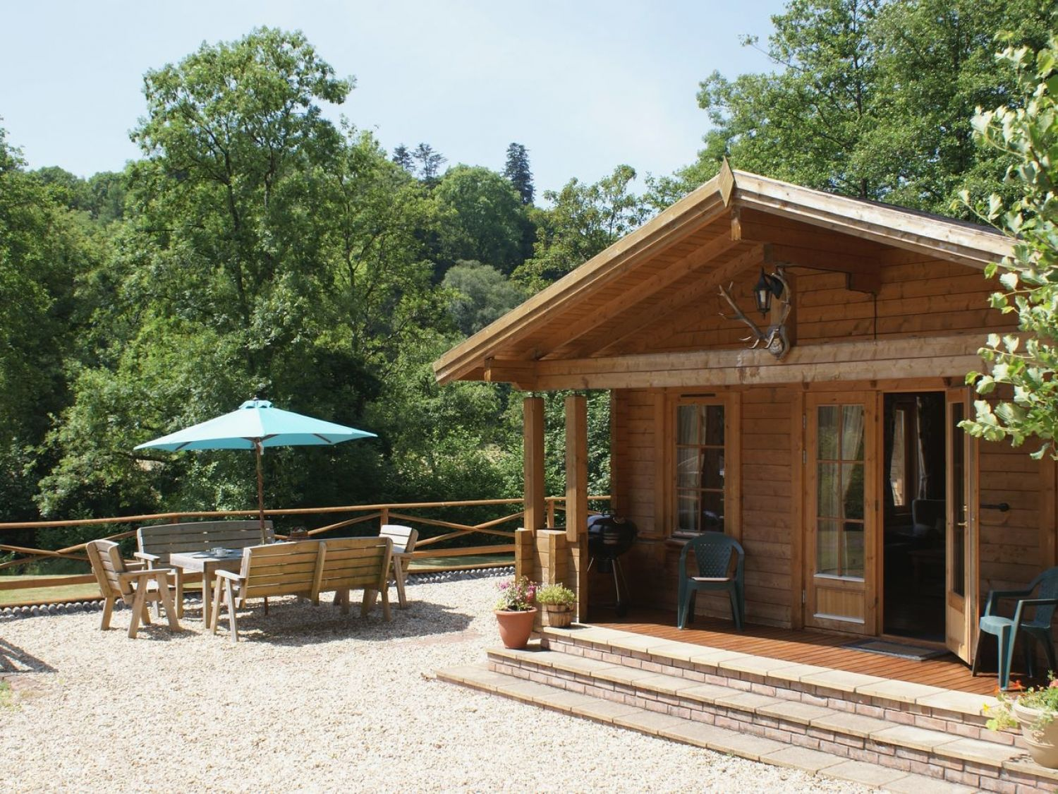 Valley Lodge - Devon - 975975 - photo 1