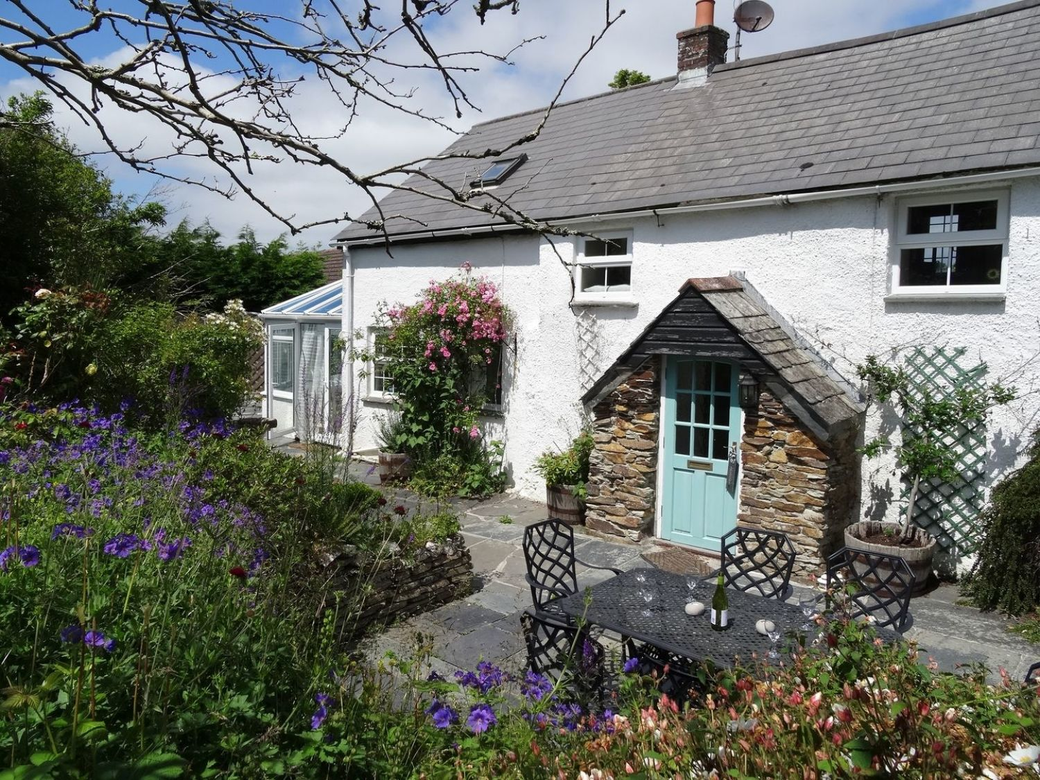 Mays Cottage - Cornwall - 976306 - photo 1