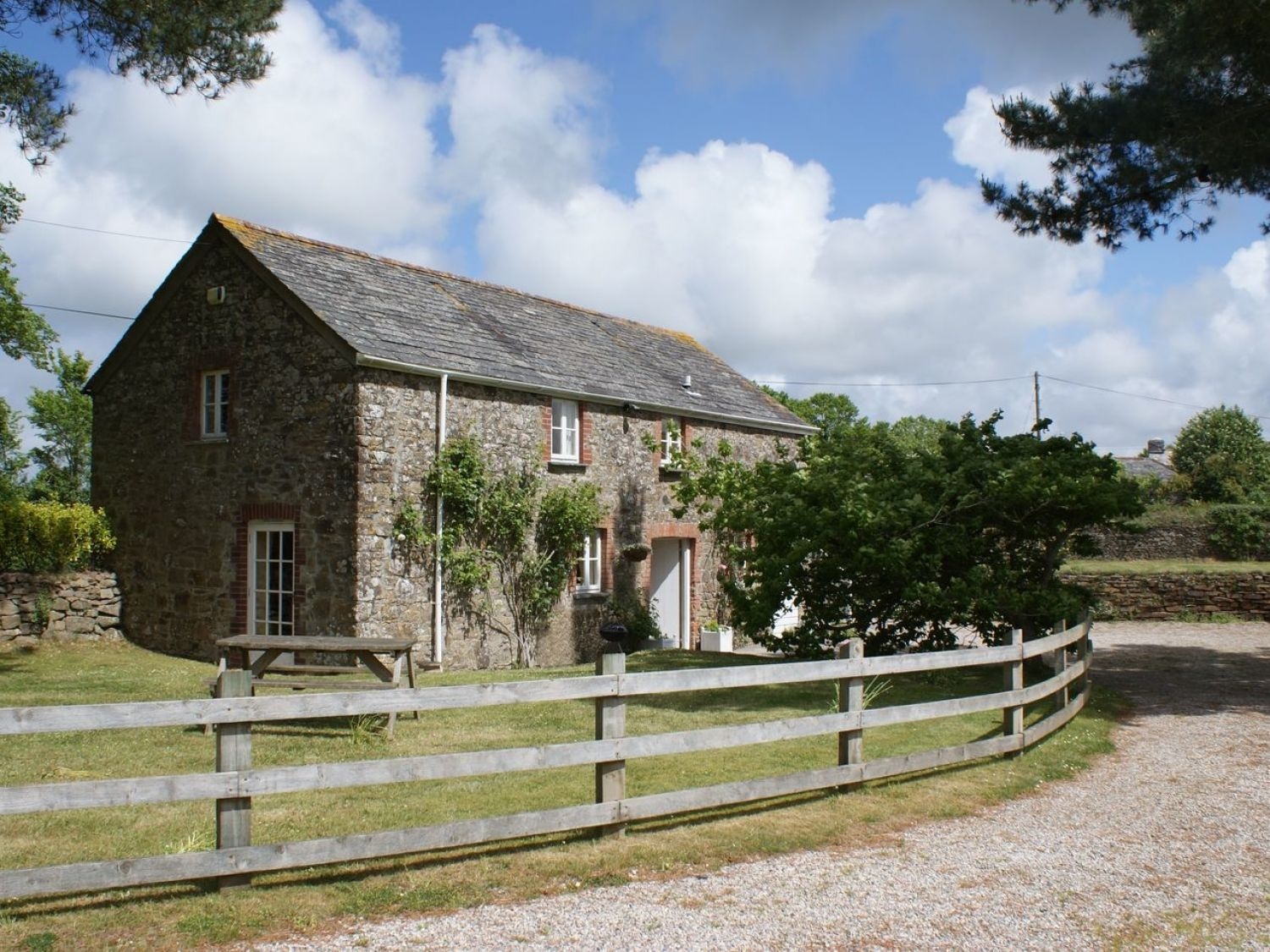 Trewethern Barn - Cornwall - 976357 - photo 1