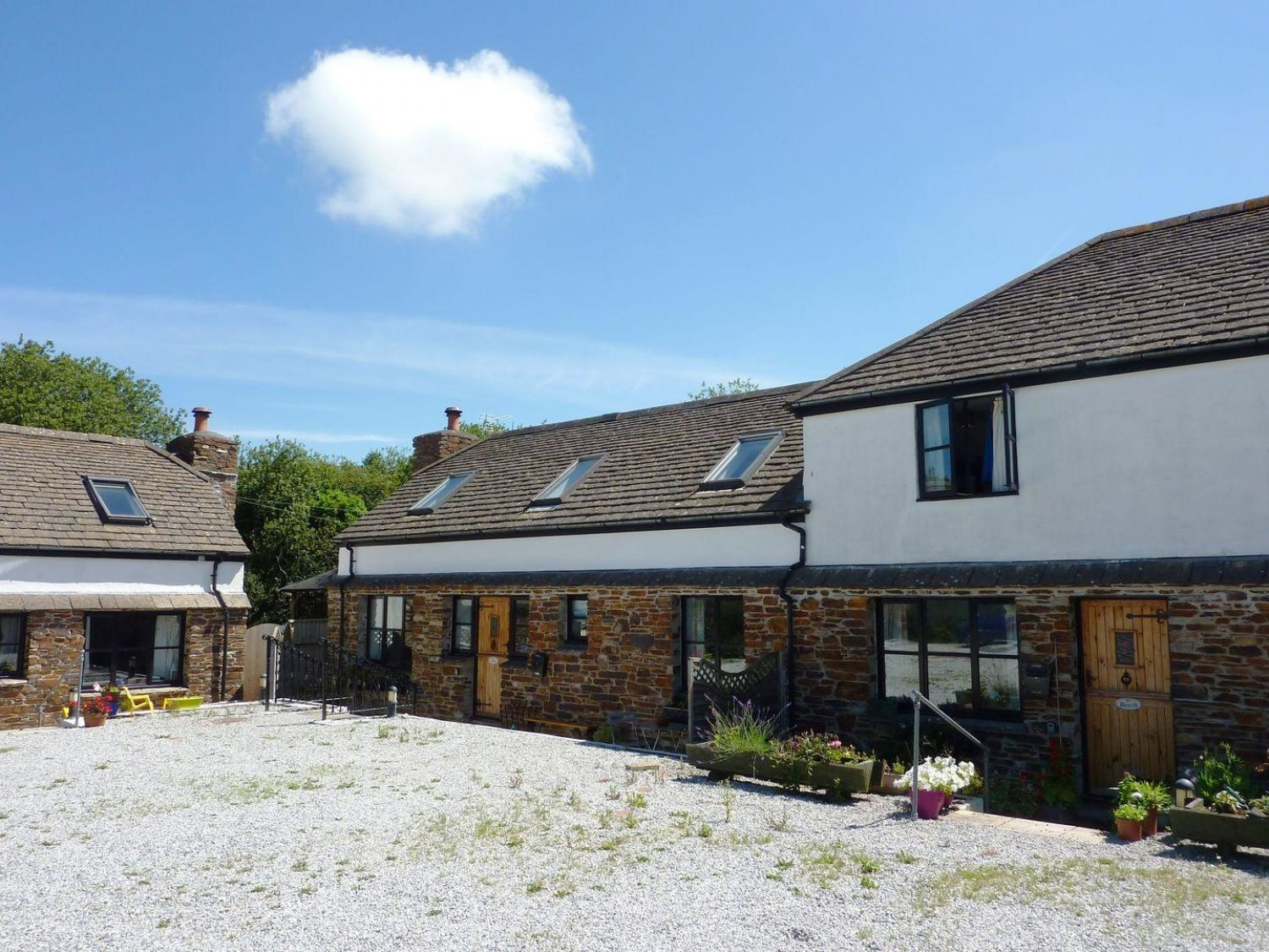 Elm Cottage - Cornwall - 976382 - photo 1