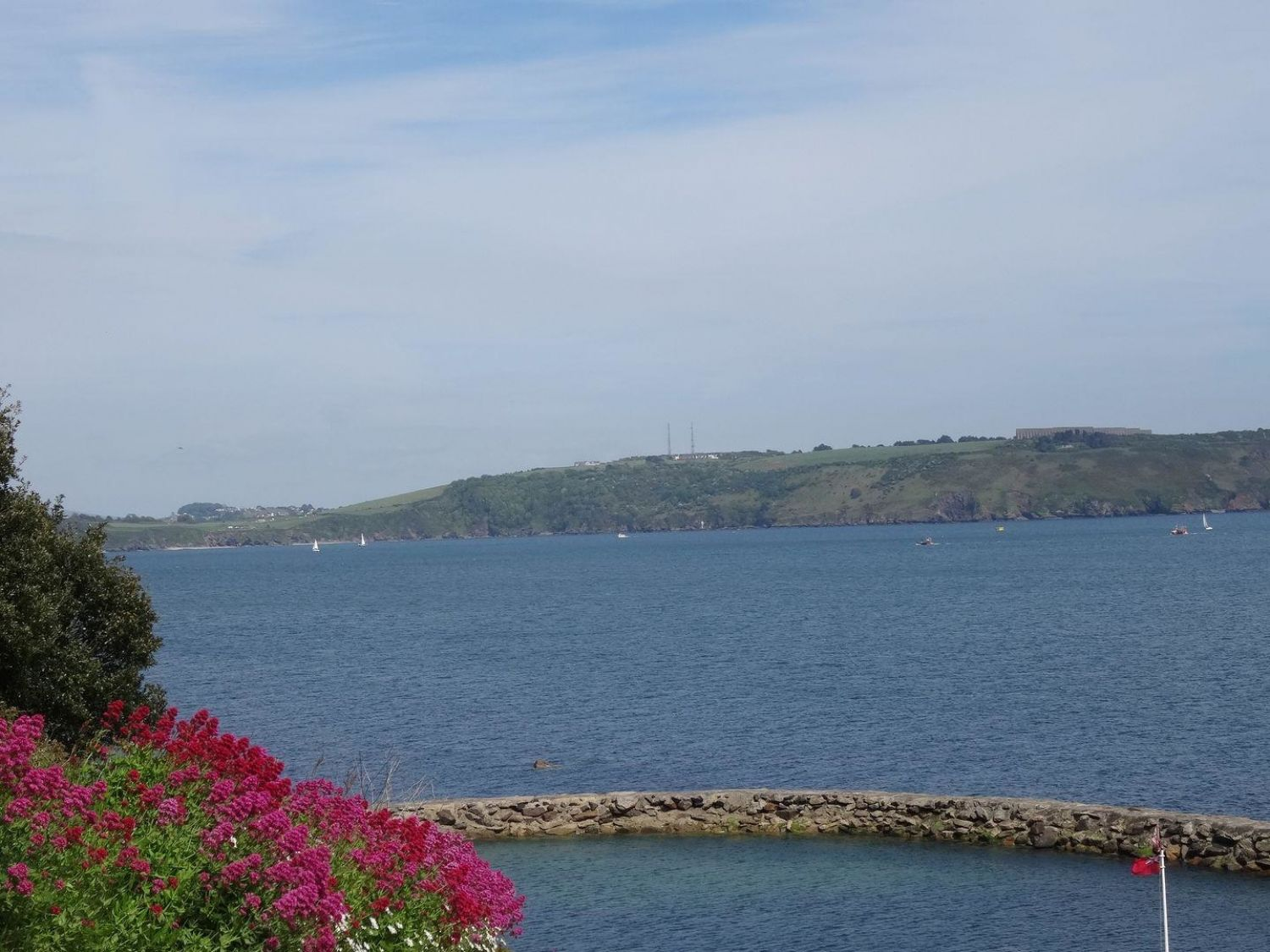 Red Peg Kingsand And Cawsand Picklecombe Point Devon Self