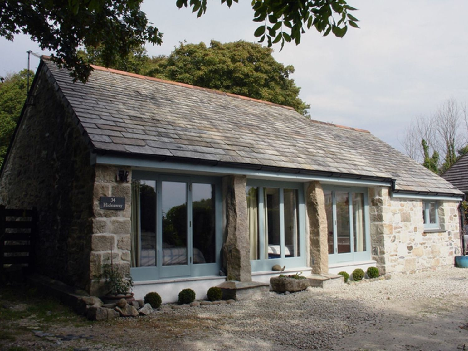Hideaway Barn - Cornwall - 976491 - photo 1